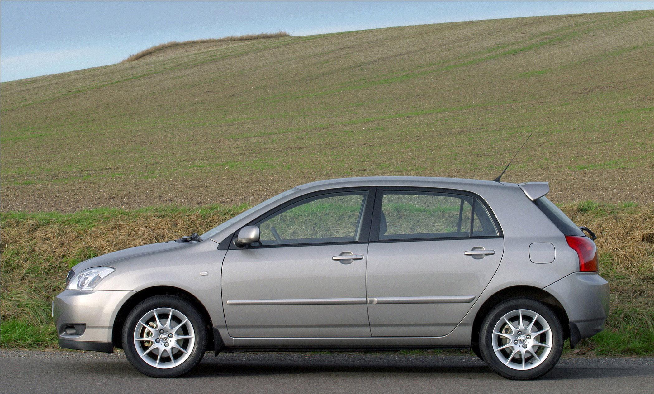 2002 Toyota Corolla T Sport - Picture 76991