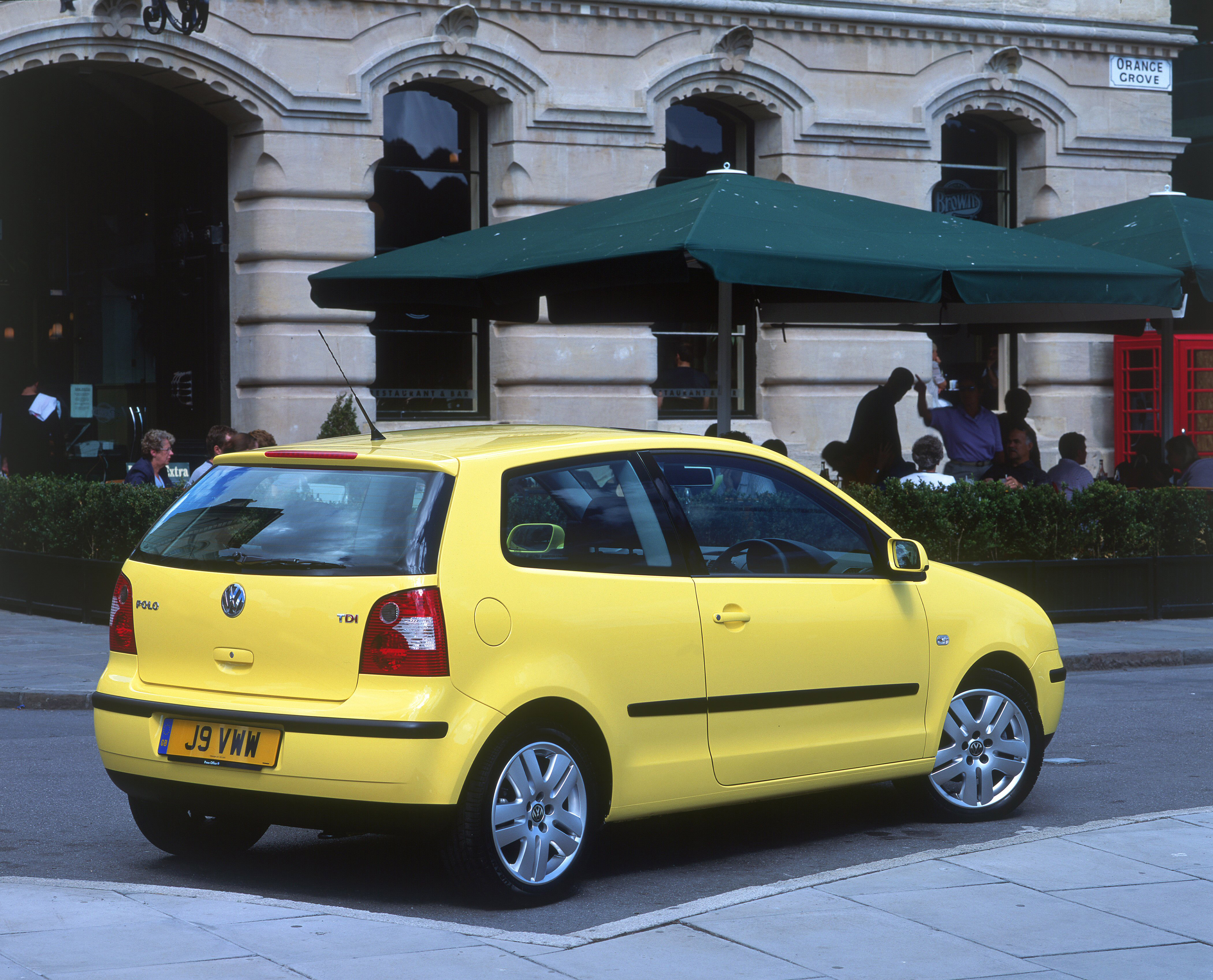 2002 Volkswagen Polo - Picture 71680