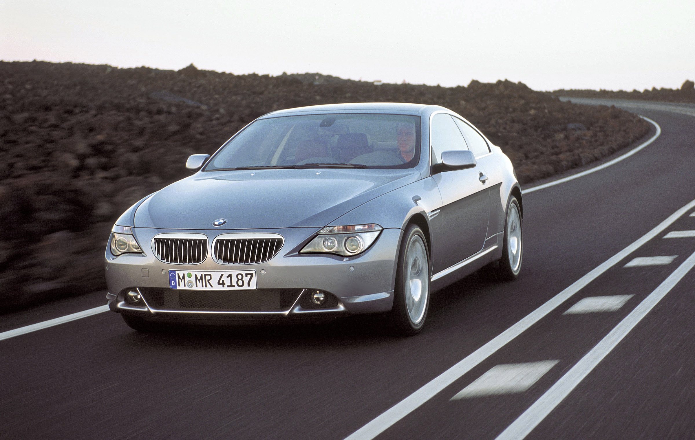 2003 BMW 6 Series Coupe - Picture 39102