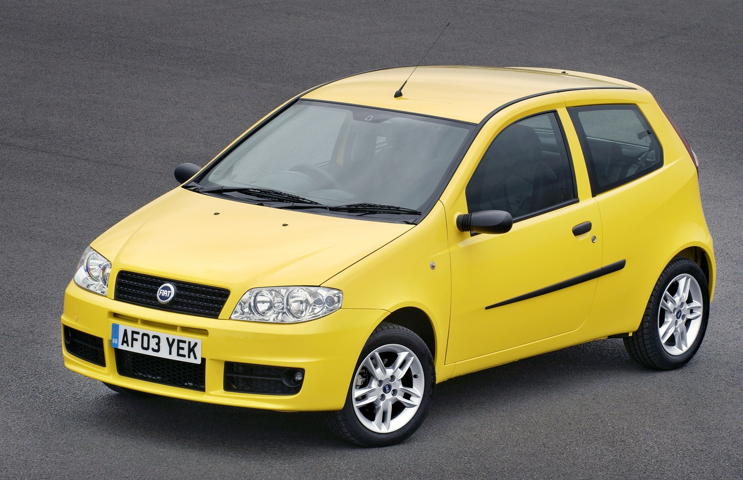 2003 Fiat Punto Picture 39945