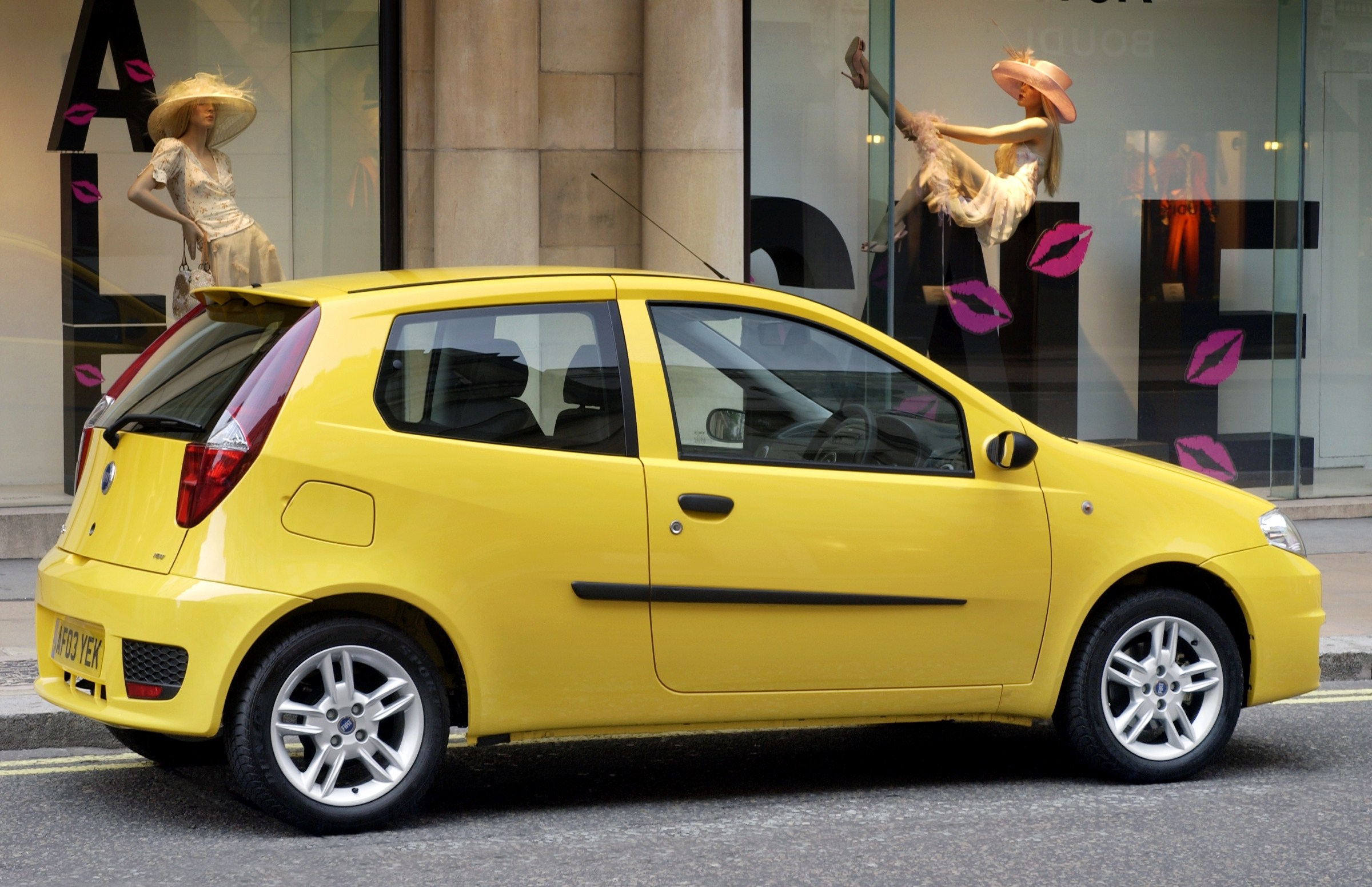 2003 Fiat Punto Picture 39948