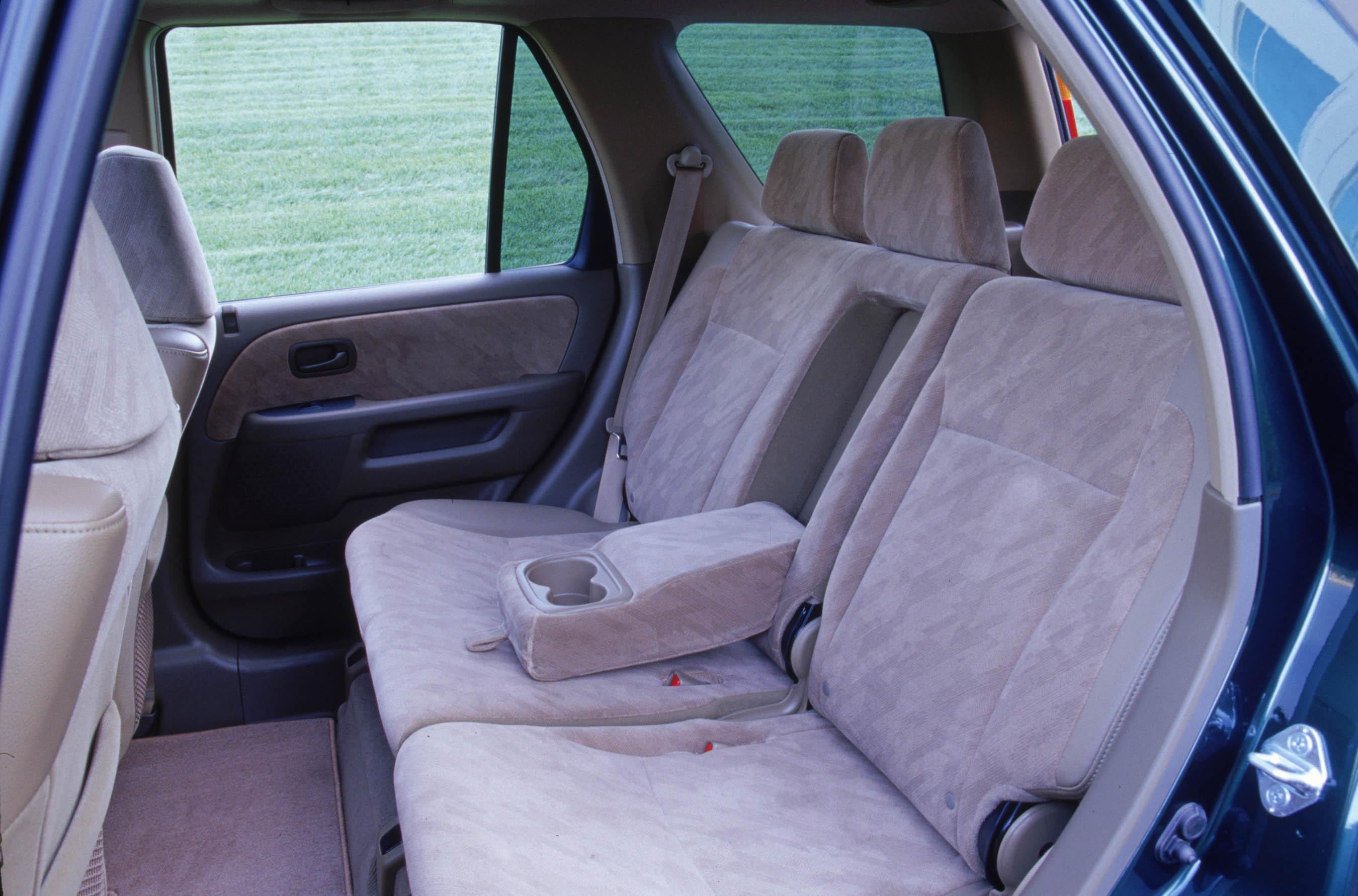 2002 cr-v review