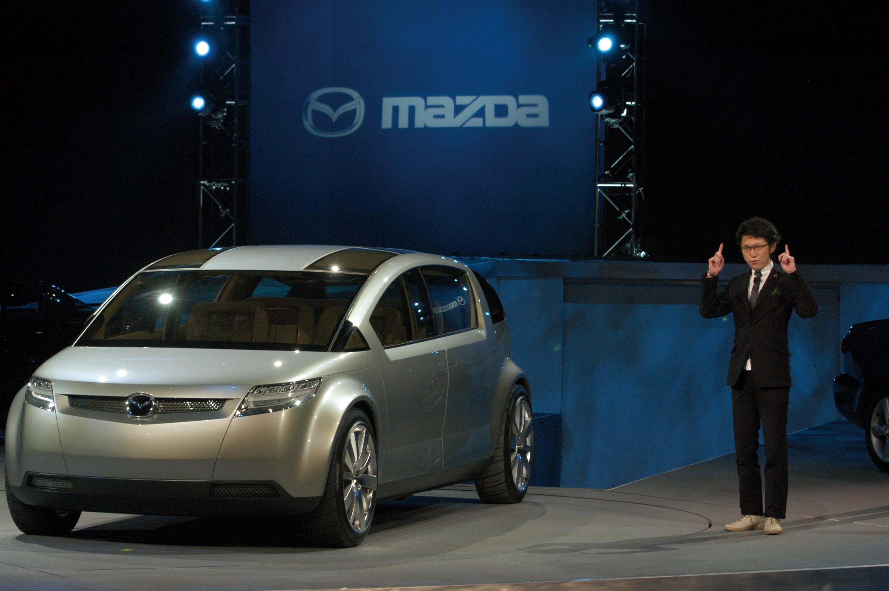 Mazda Washu Concept (50 Images) - New HD Car Wallpaper