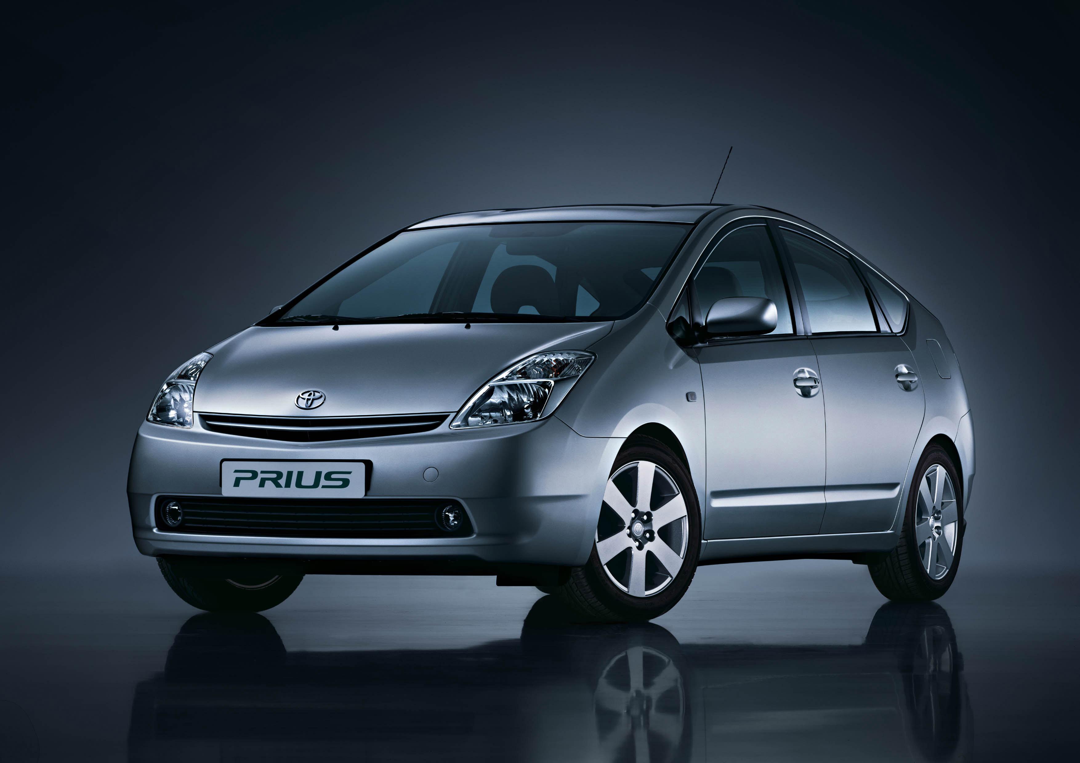 Toyota Prius HD Pictures Automobilesreview - 2003 prius