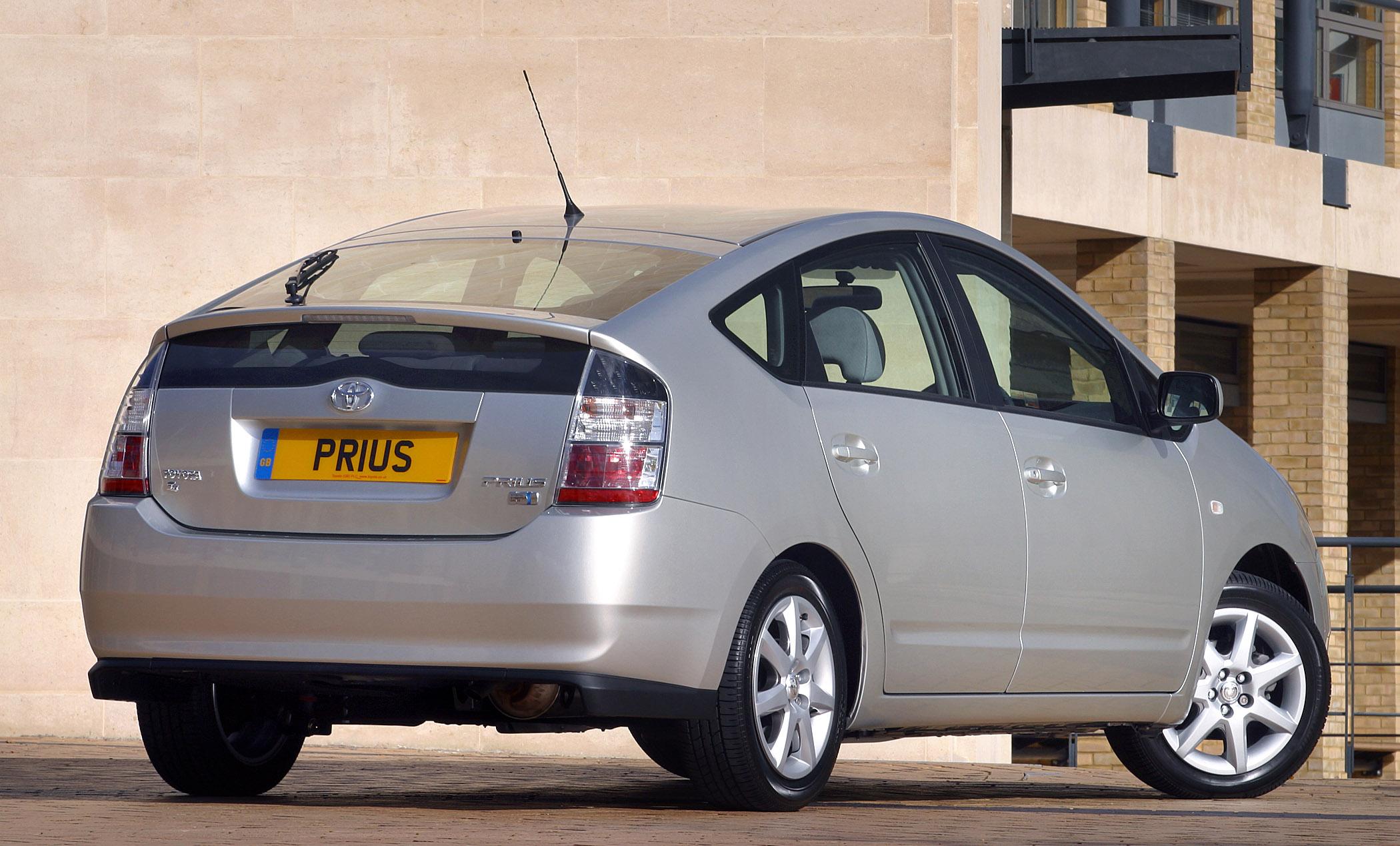Toyota Prius Picture - 2003 prius