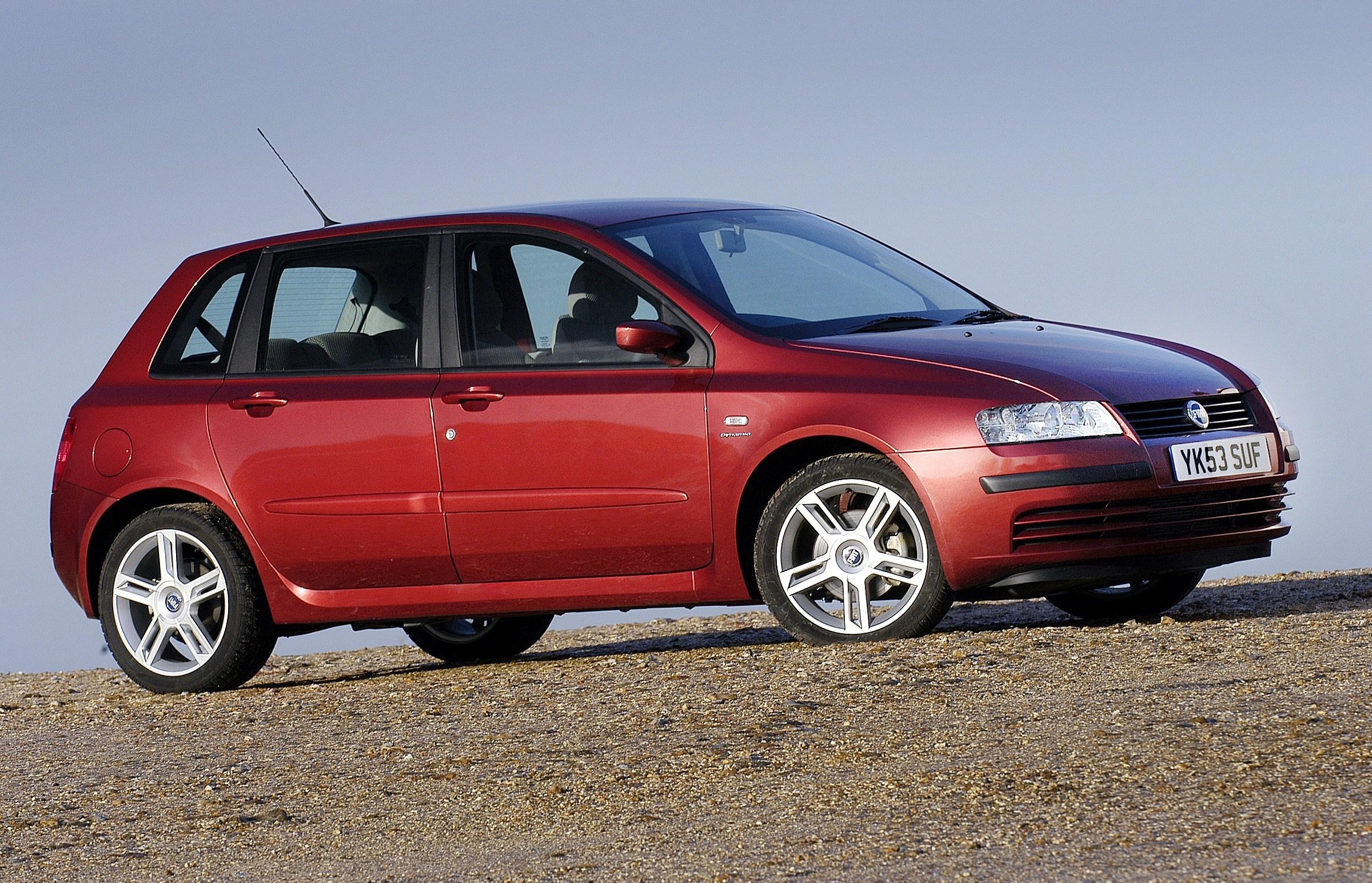 2004 Fiat Stilo Picture 39875