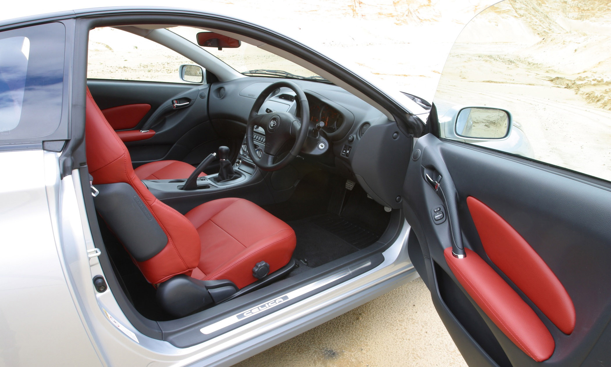 2004 Toyota Celica Red Collection Picture 77110