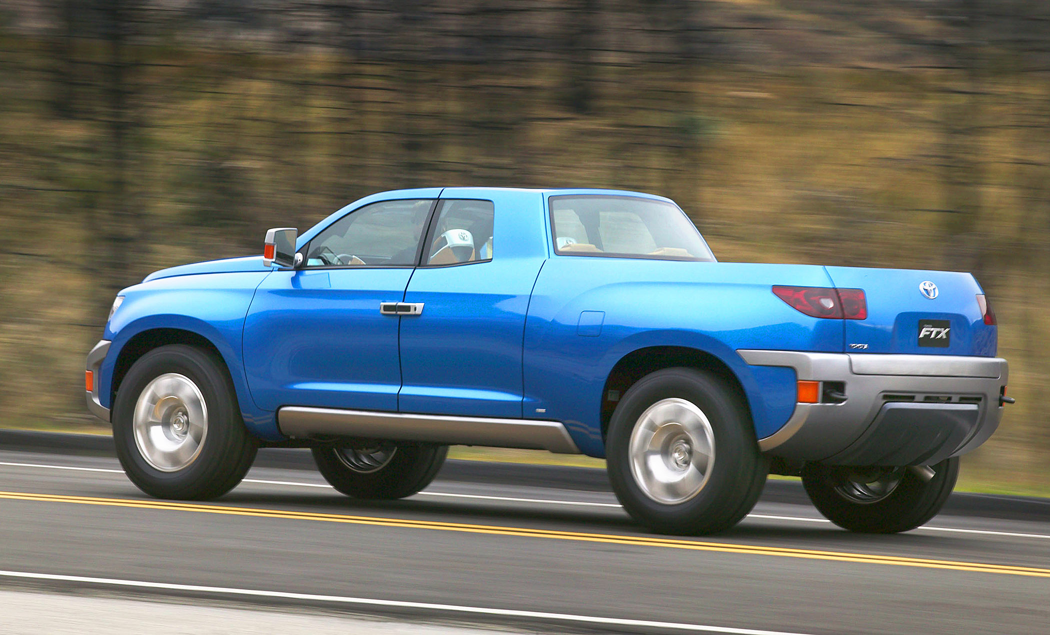 2004 Toyota FTX Pickup Concept