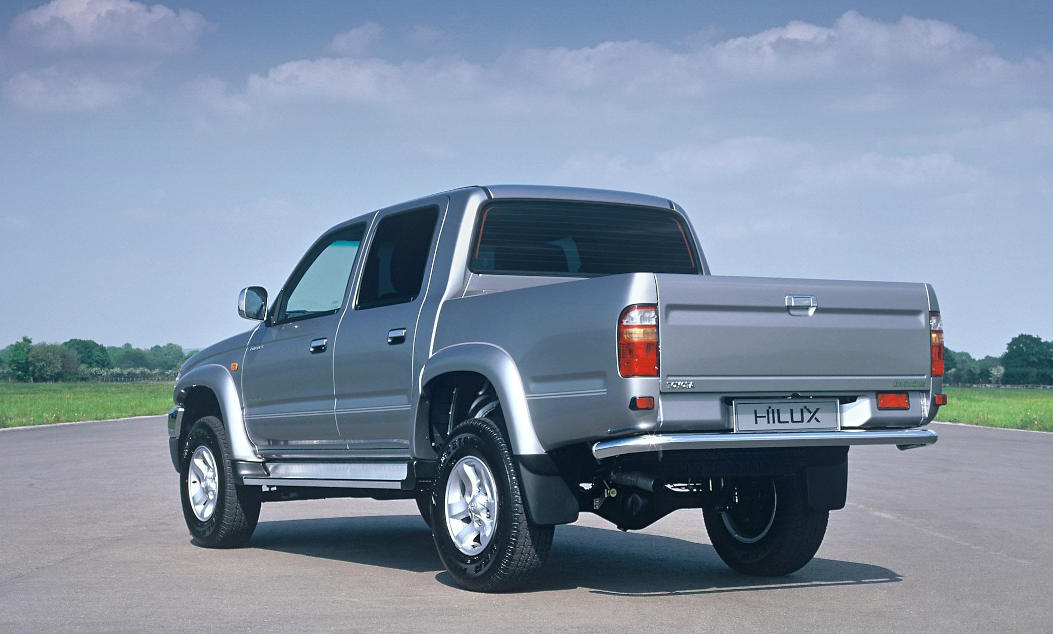 Kekurangan Toyota Hilux 2004 Murah Berkualitas
