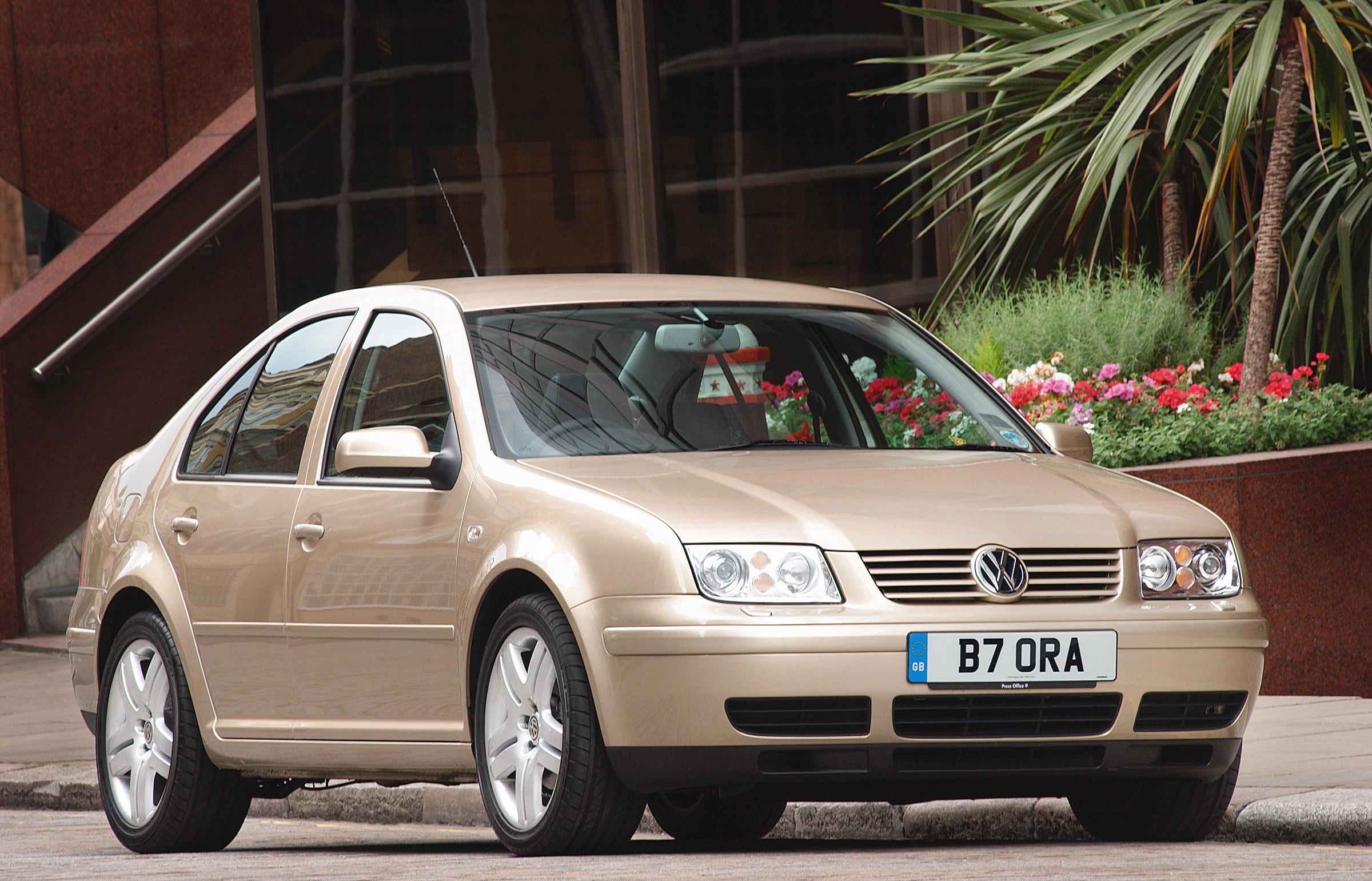 2004 Volkswagen Bora Picture 71701