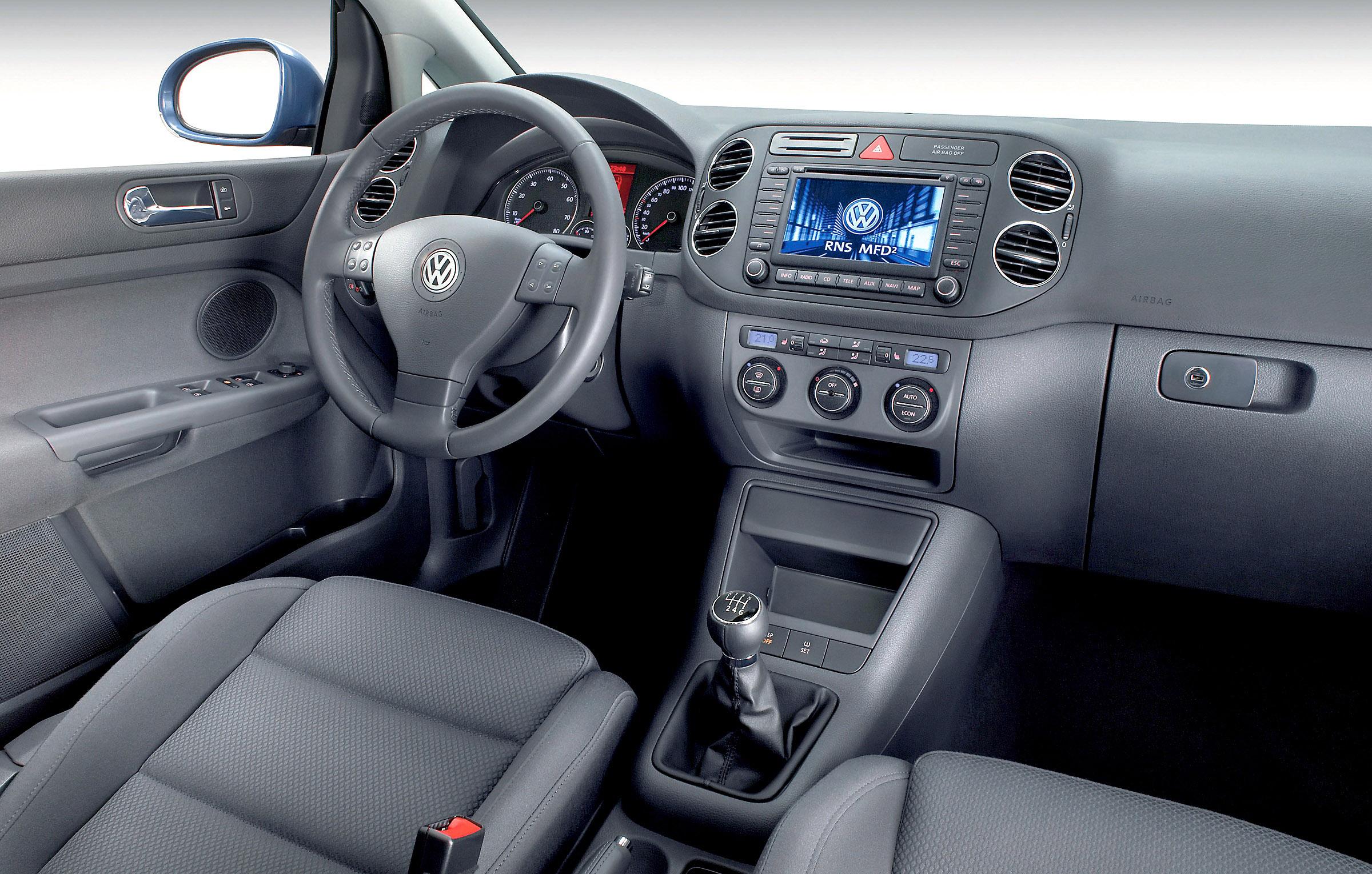 2004 Volkswagen Golf Plus Picture 71728