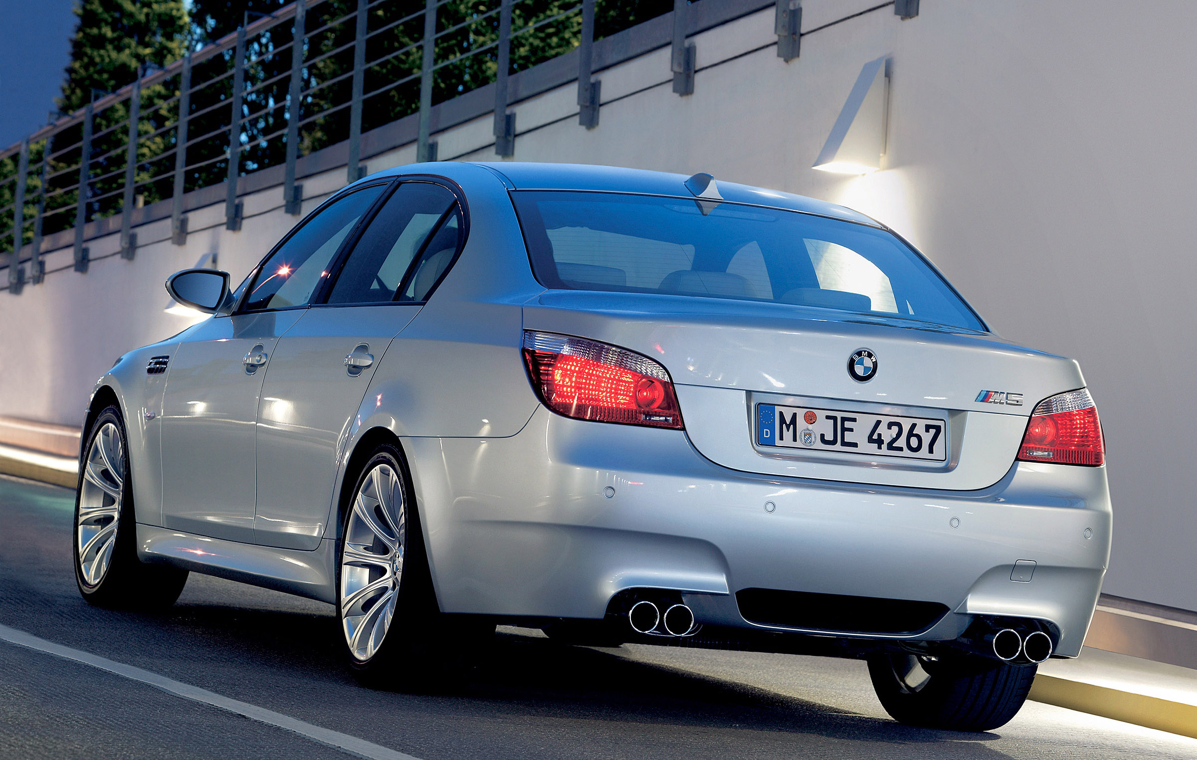 2005 Bmw E60 M5 The Last Naturally Aspirated M5
