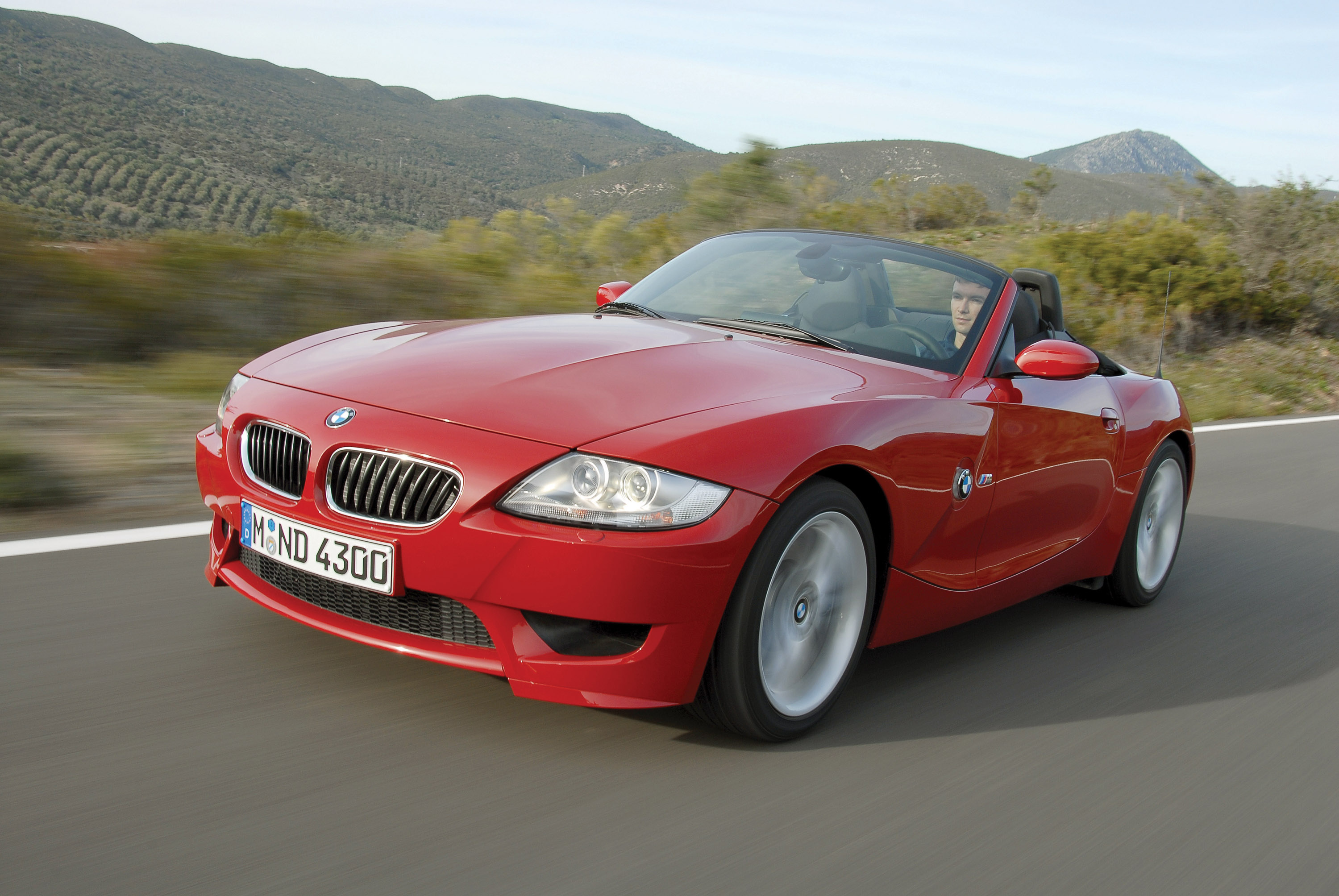 2005 Bmw Z4 Roadster Picture 21426