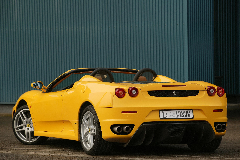 2005 ferrari f430 spider picture 39689 ferrari f430 spider vanachro Images