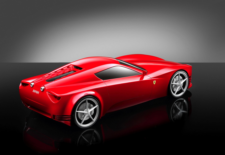 2005 Ferrari Rosa Corsa Picture 39609