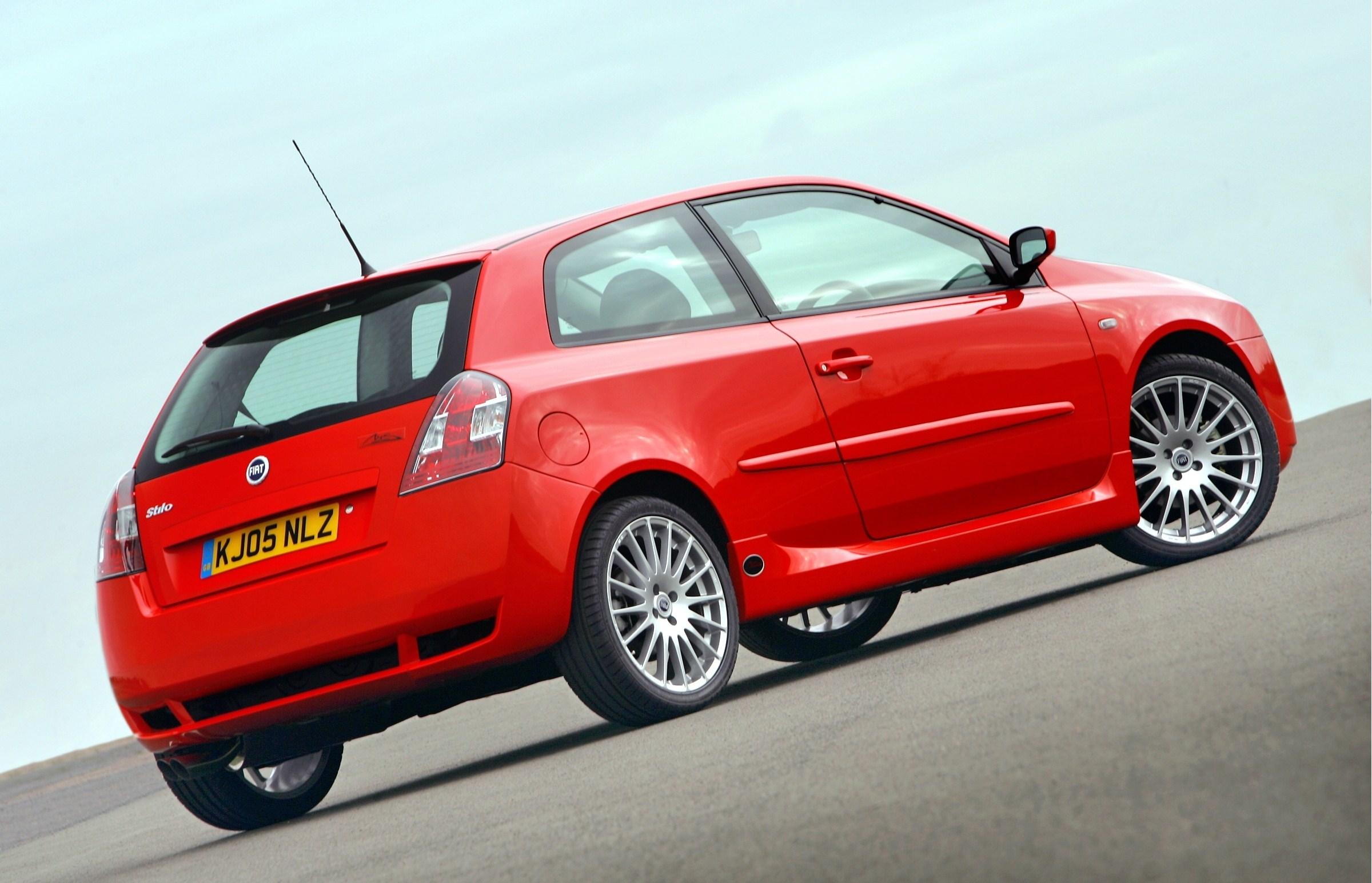 For Fiat Stilo 2001-2007 Front Wheel Bearing Kit