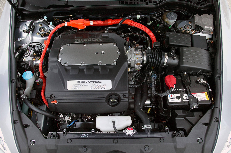 2005 Honda Accord Hybrid 53 65