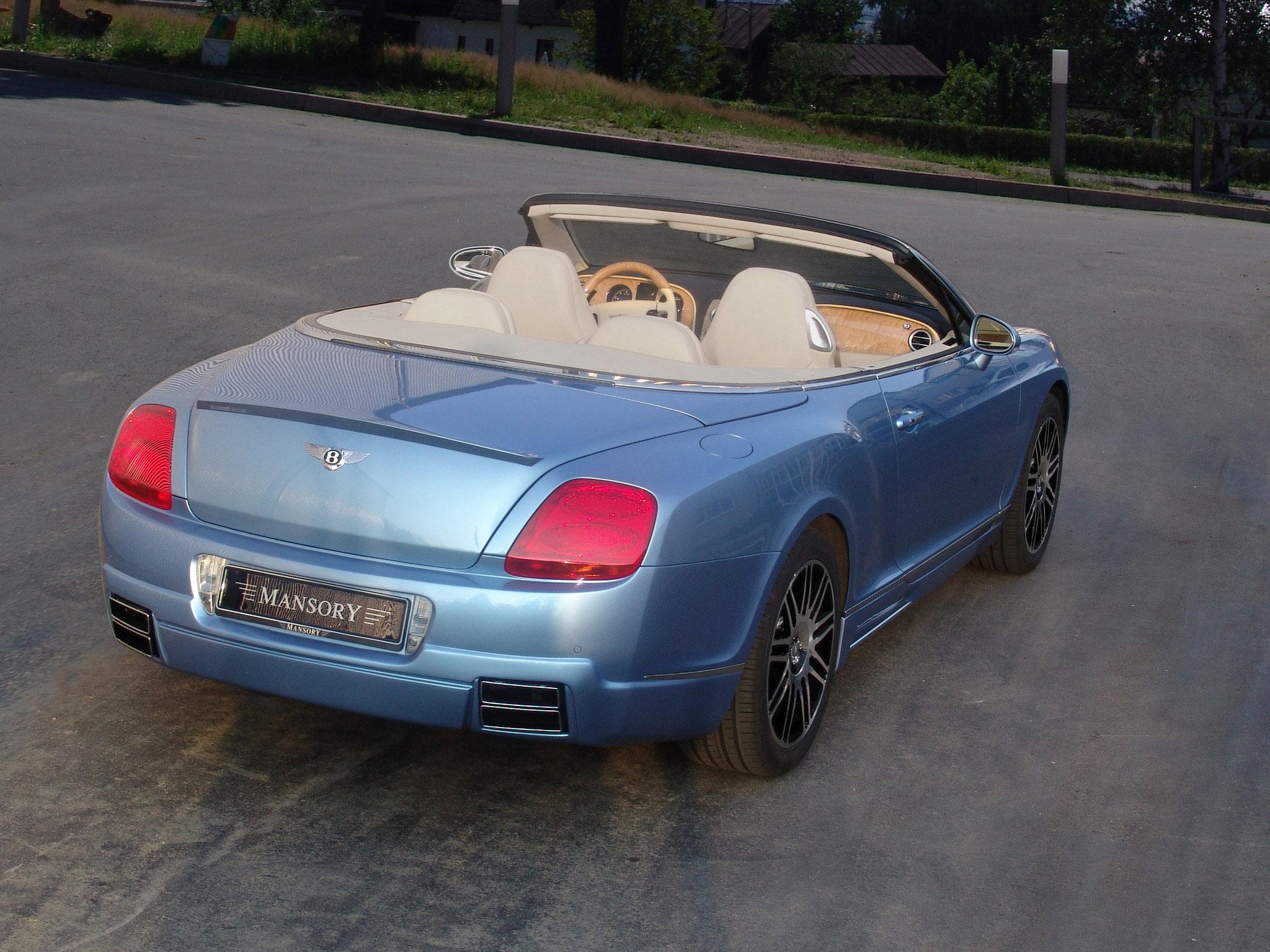 Lamborghini aventador j revealed 2005 mansory bentley continental gt vanachro Gallery