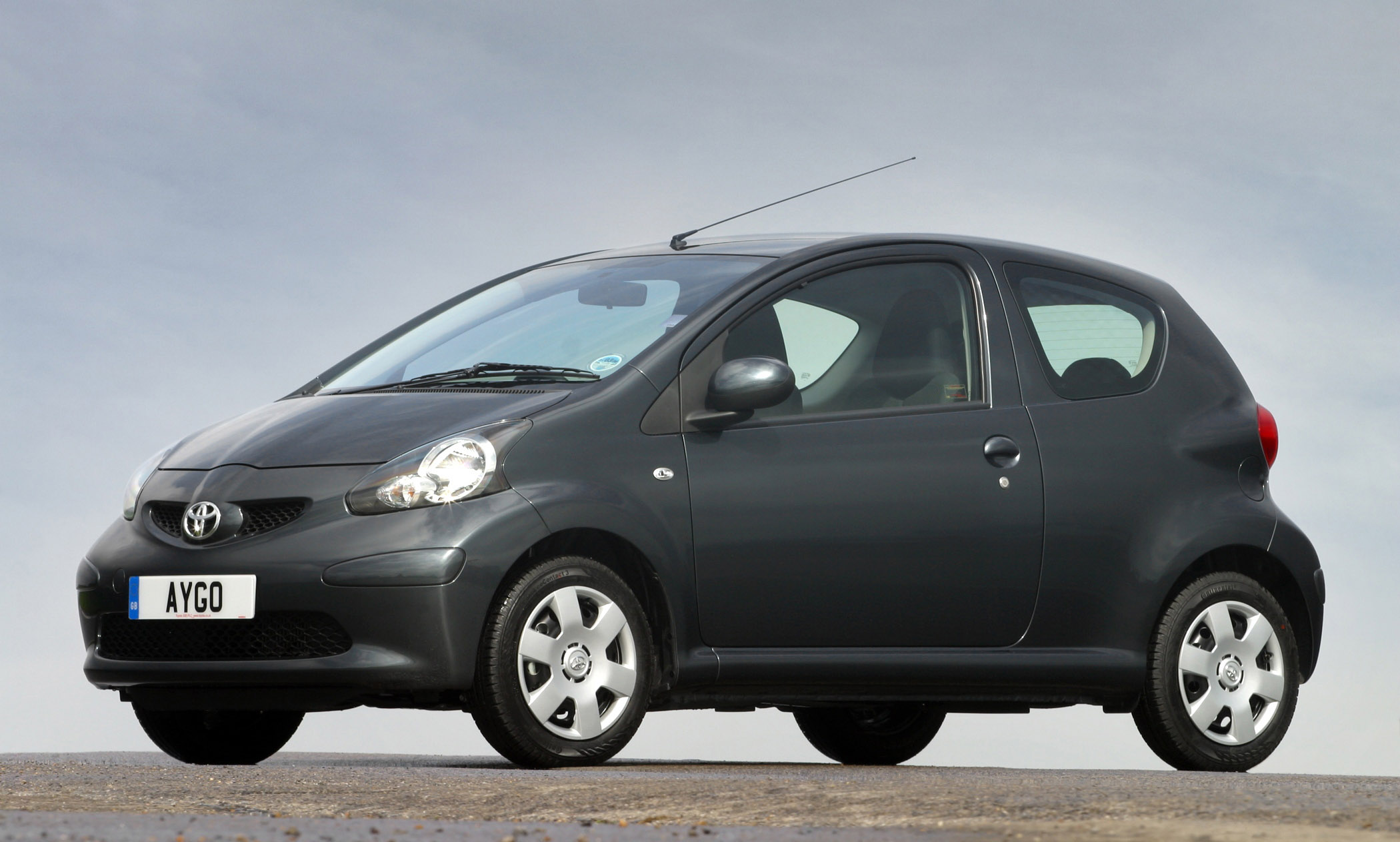 2005 Toyota Aygo Picture 77757