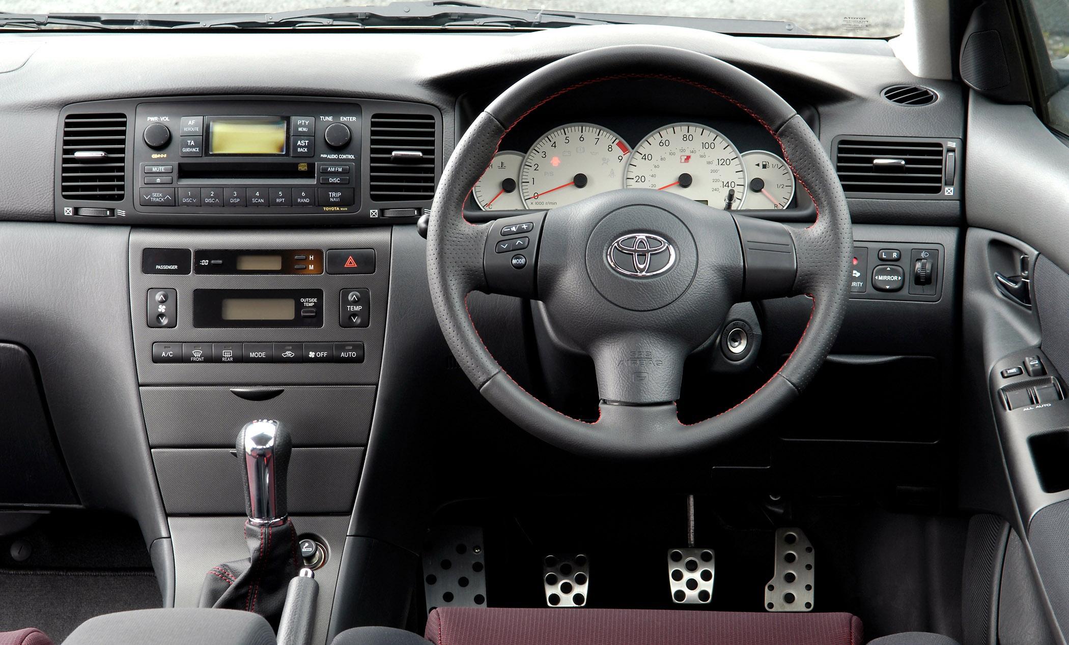 2005 Toyota Corolla Compressor Picture 77783