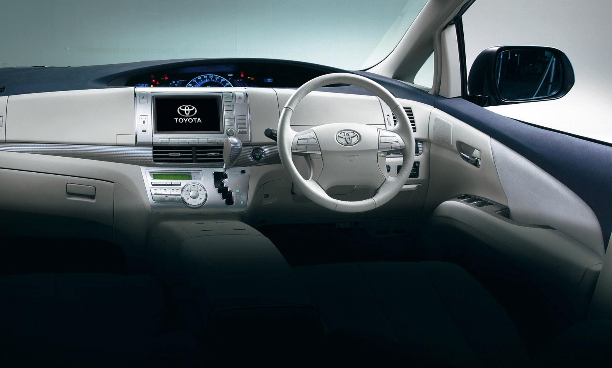 2005 Toyota Estima Hybrid Concept - Picture 77792
