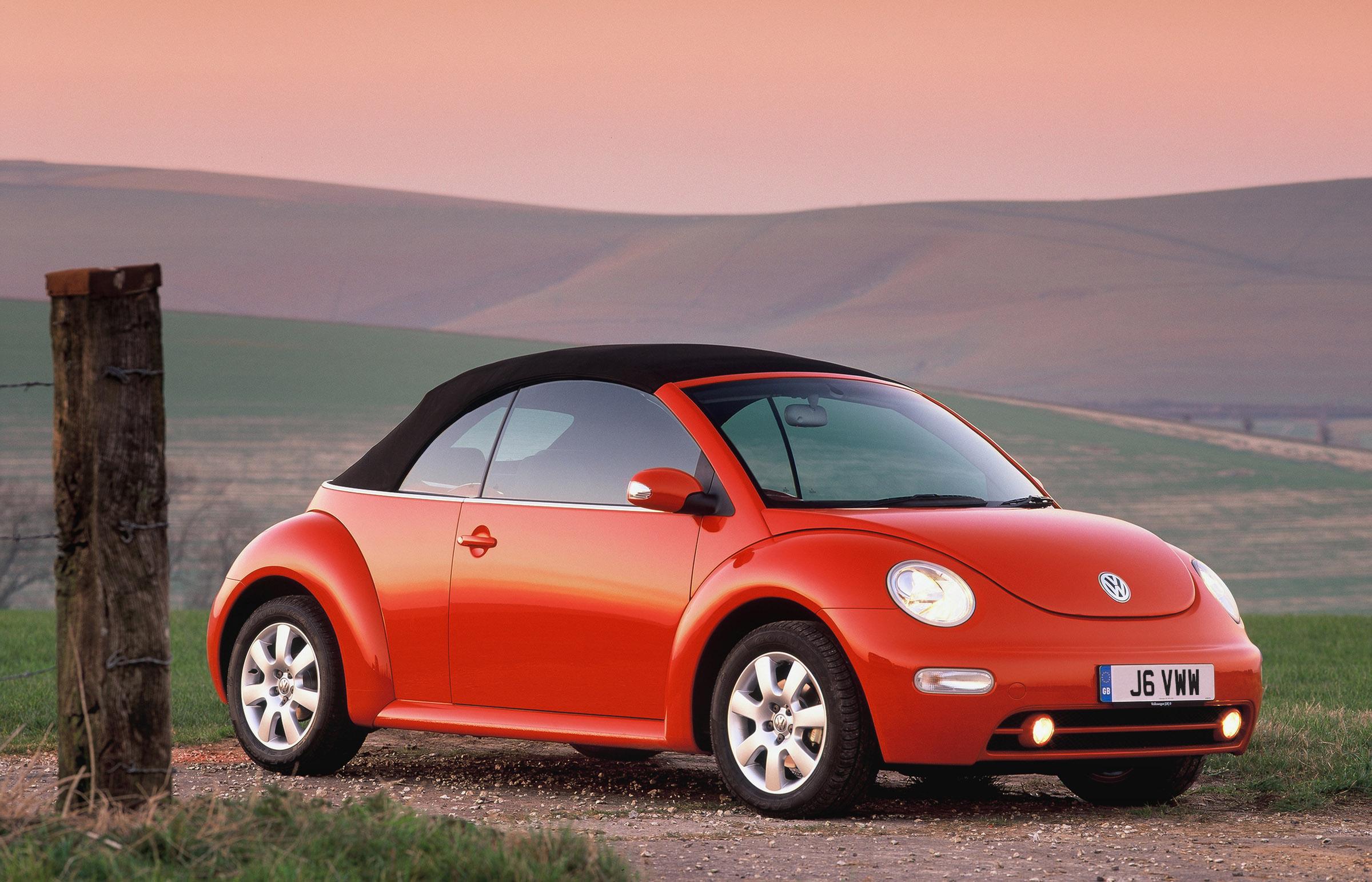 2005 Volkswagen Beetle Cabriolet - Picture 71774