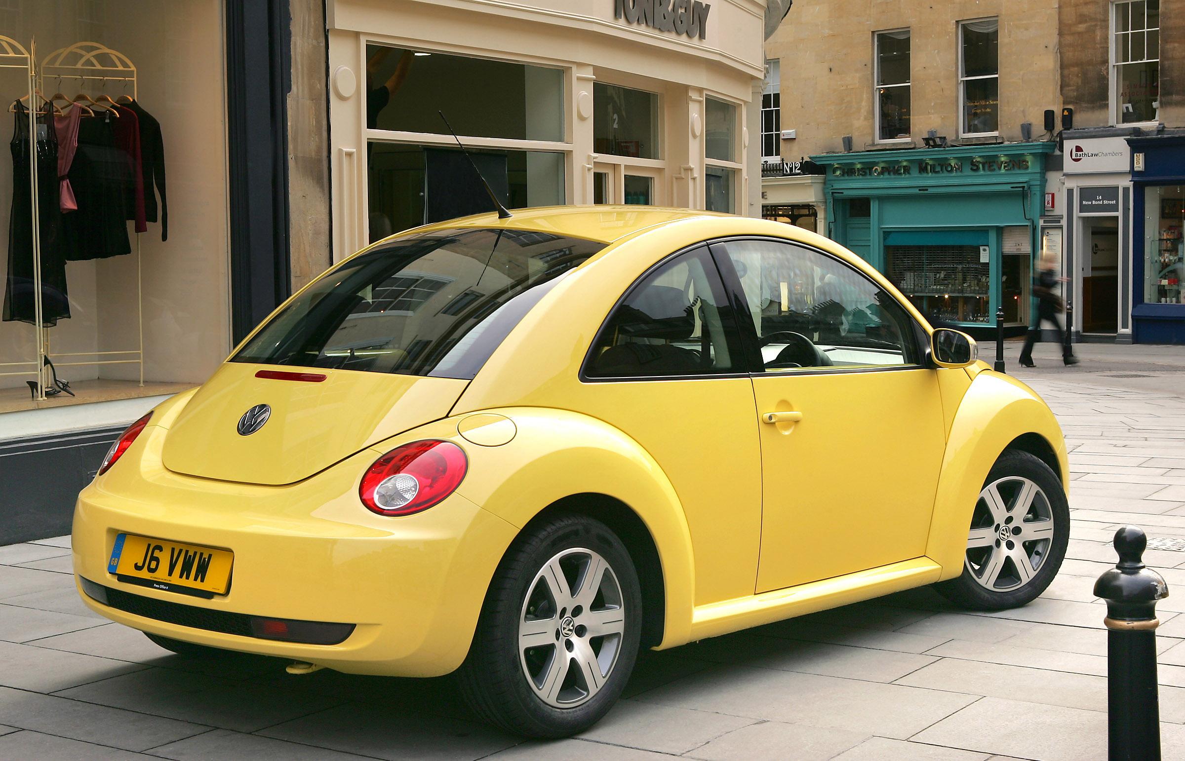 2005 Volkswagen Beetle Picture 71759