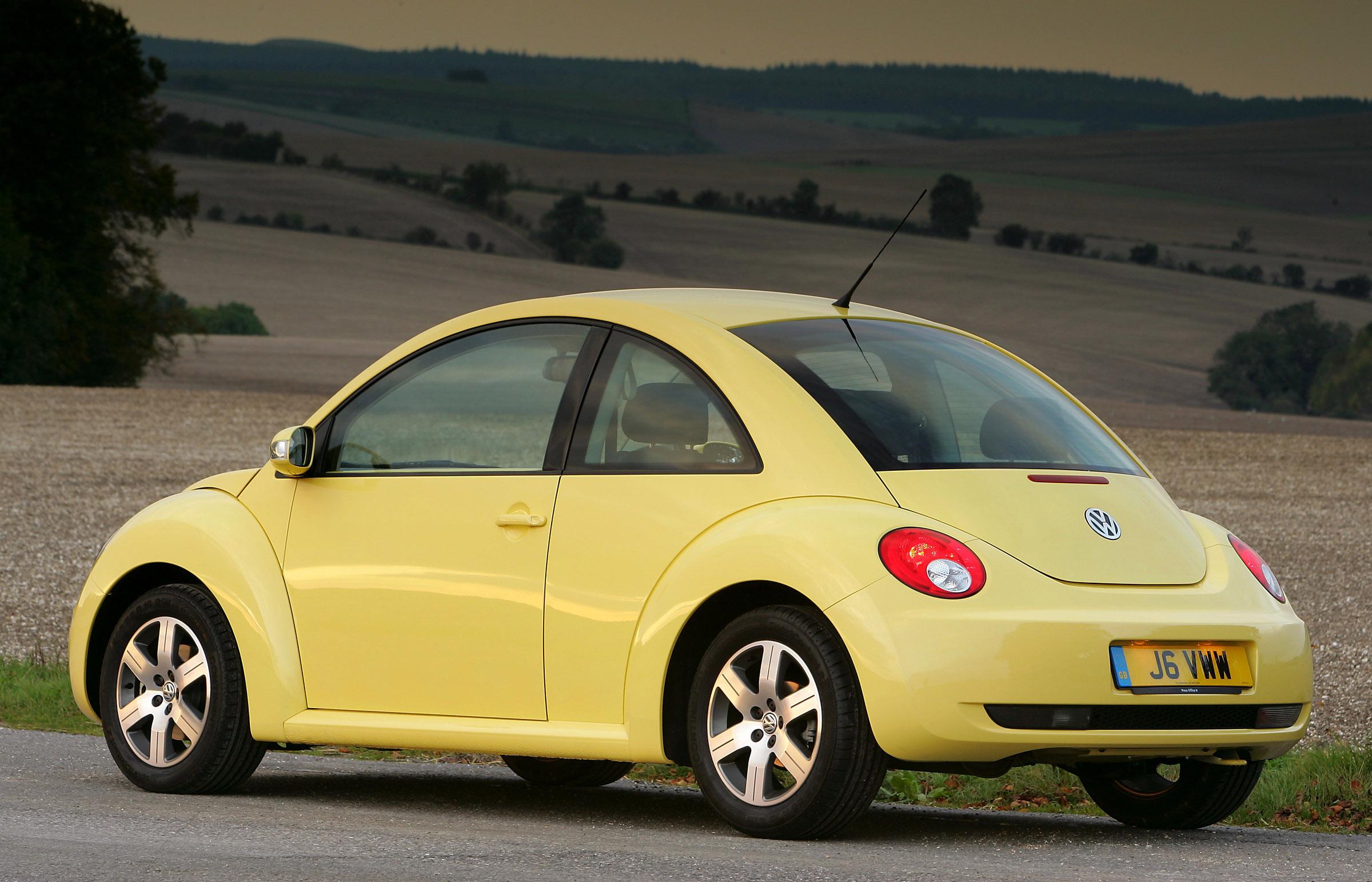 2005 Volkswagen Beetle - Picture 71760