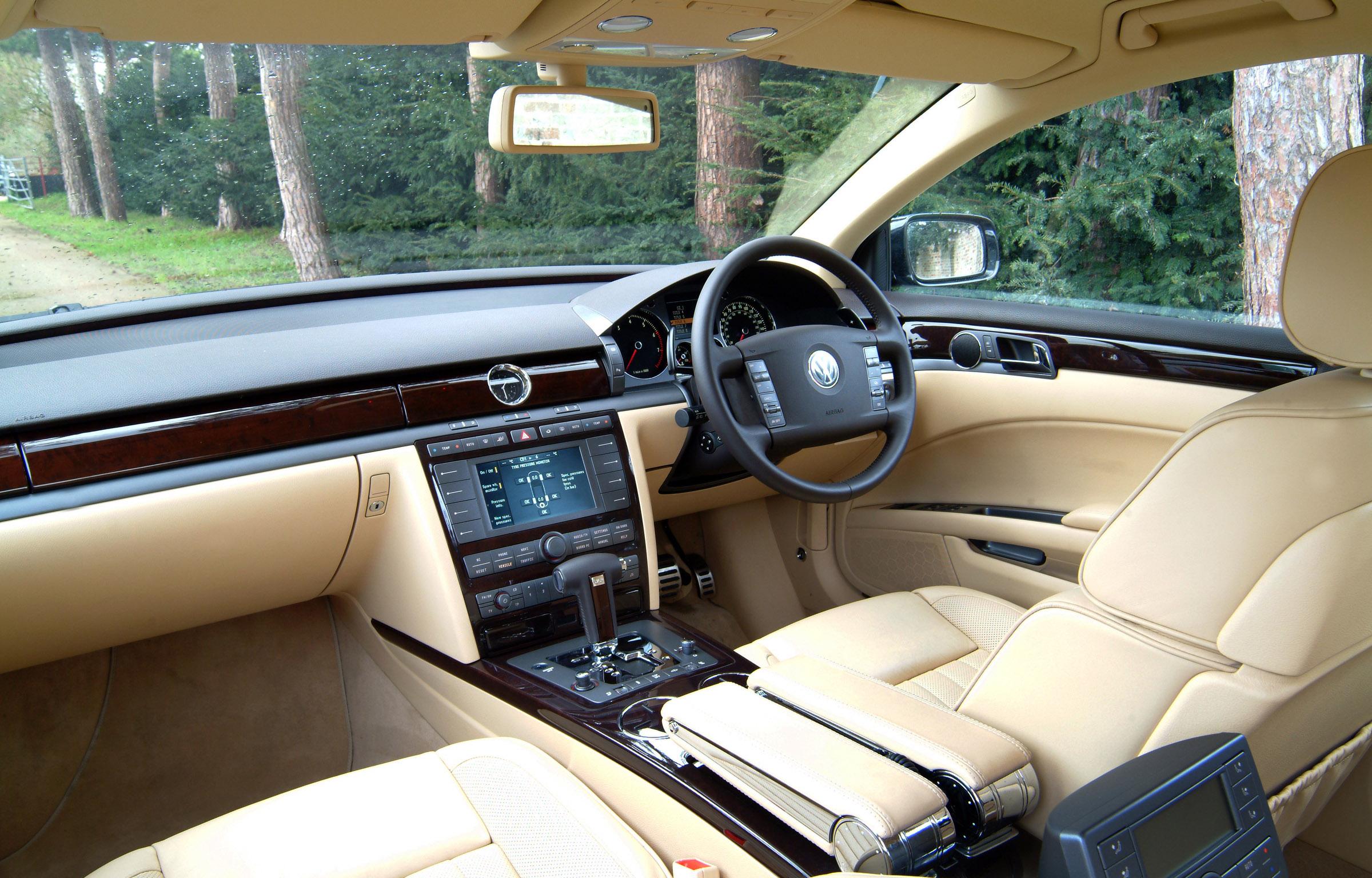 2005 Volkswagen Phaeton - Picture 71826