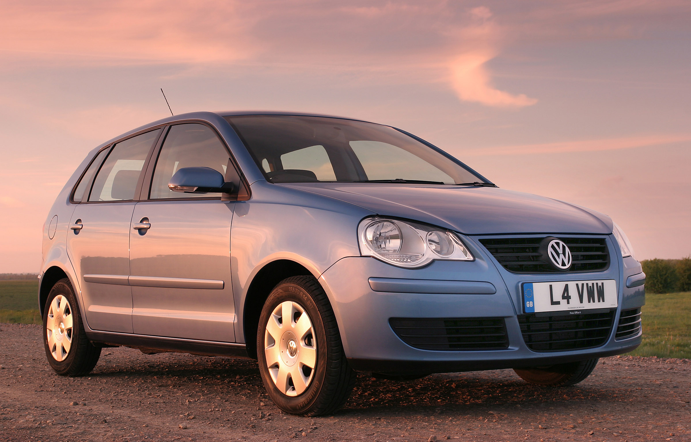 2005 Volkswagen Polo Picture 71835