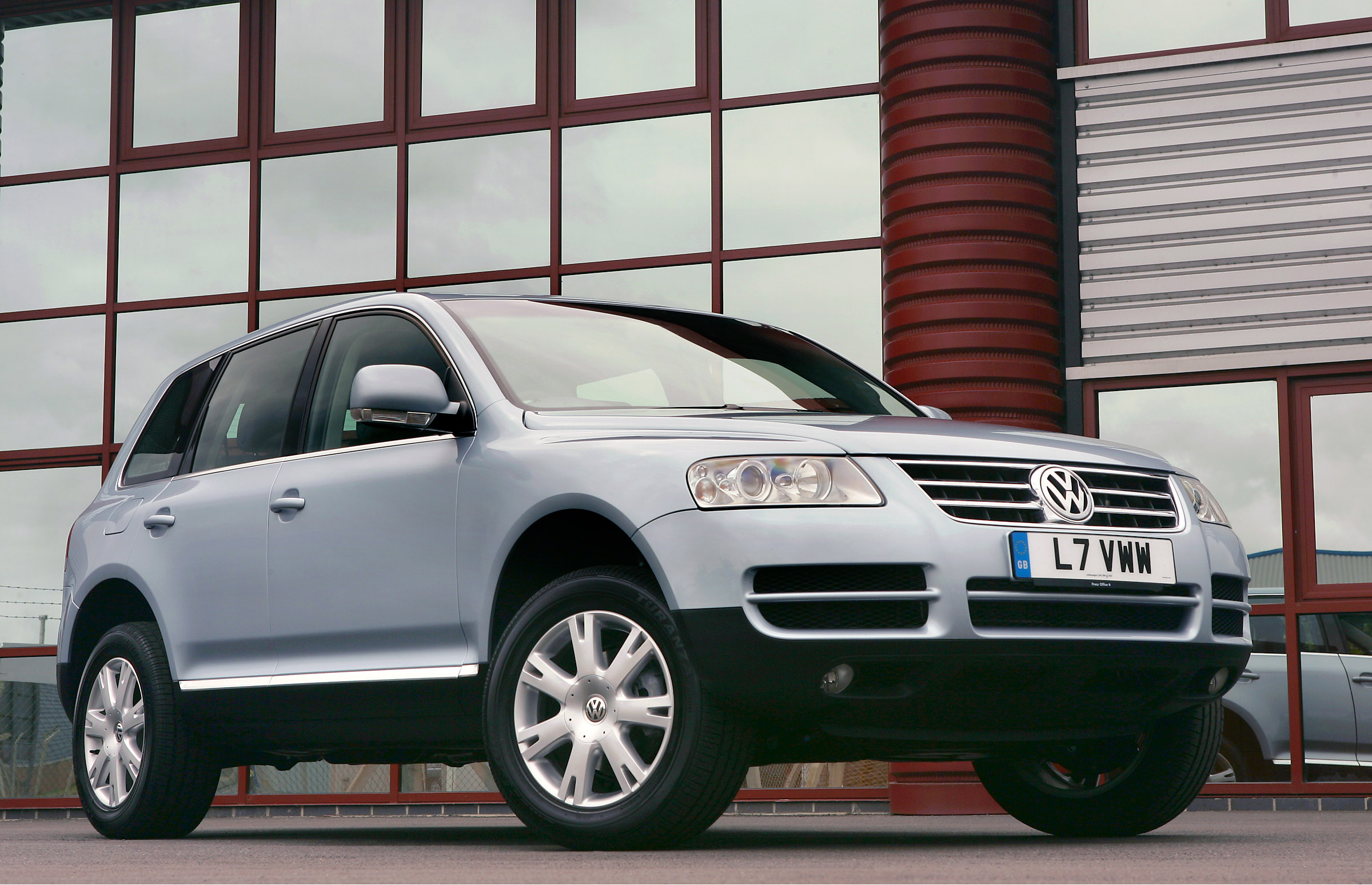 2005 volkswagen touareg picture 71857. Black Bedroom Furniture Sets. Home Design Ideas