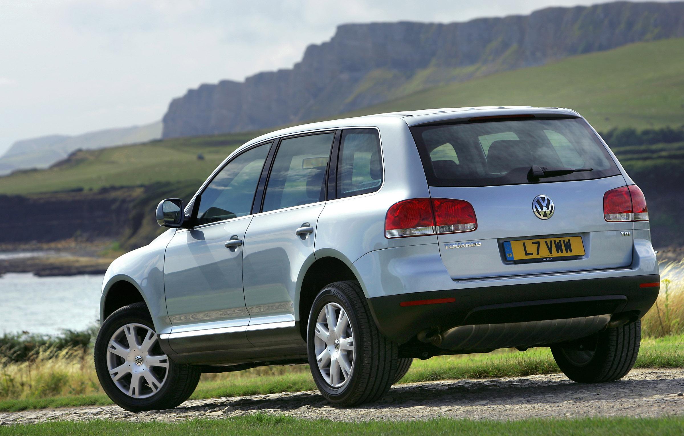 2005 Volkswagen Touareg - Picture 71860