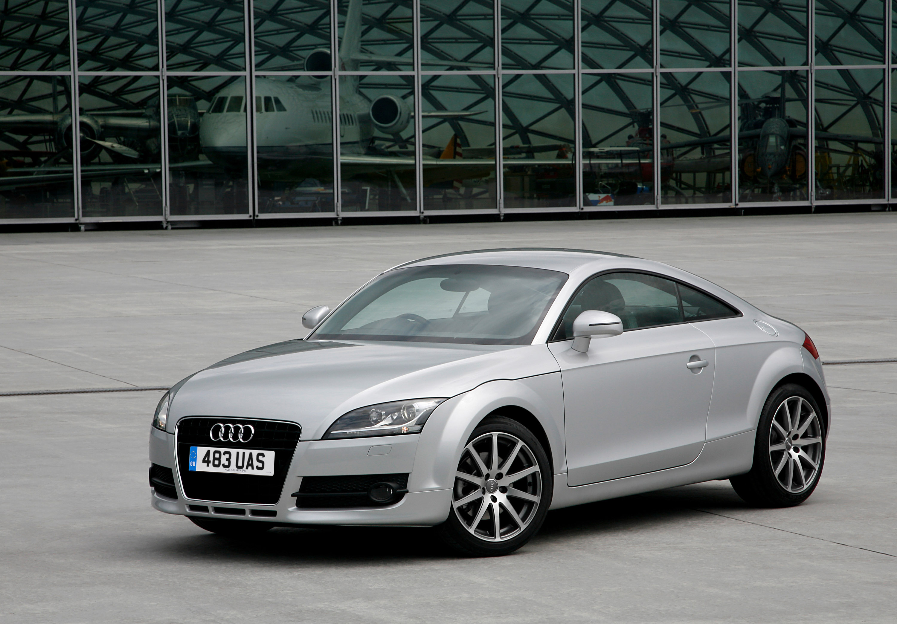 2006 Audi Tt Coupe 2 0 T Fsi Picture 39370