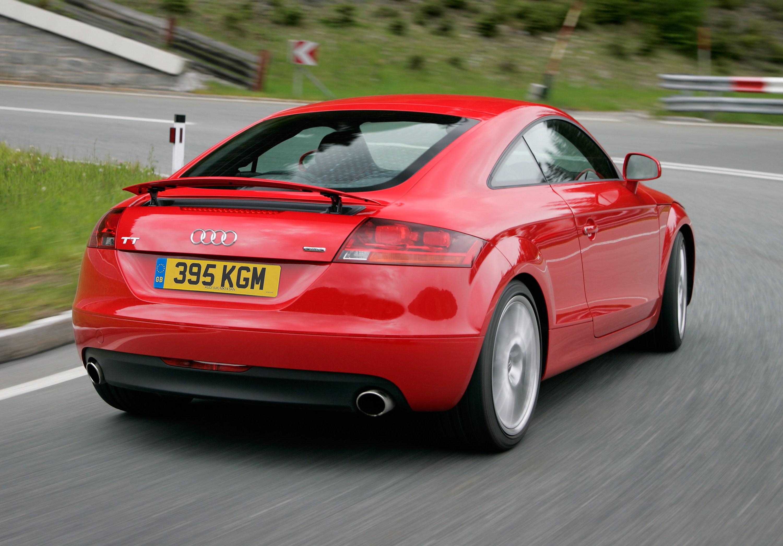 2006 Audi TT Coupe 32 quattro  Picture 39379