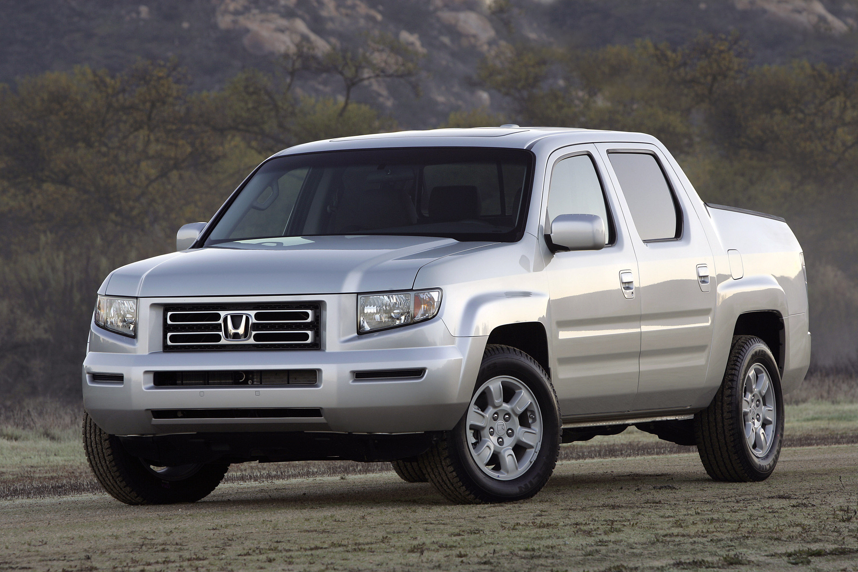 2006 honda ridgeline rtl picture 106589. Black Bedroom Furniture Sets. Home Design Ideas