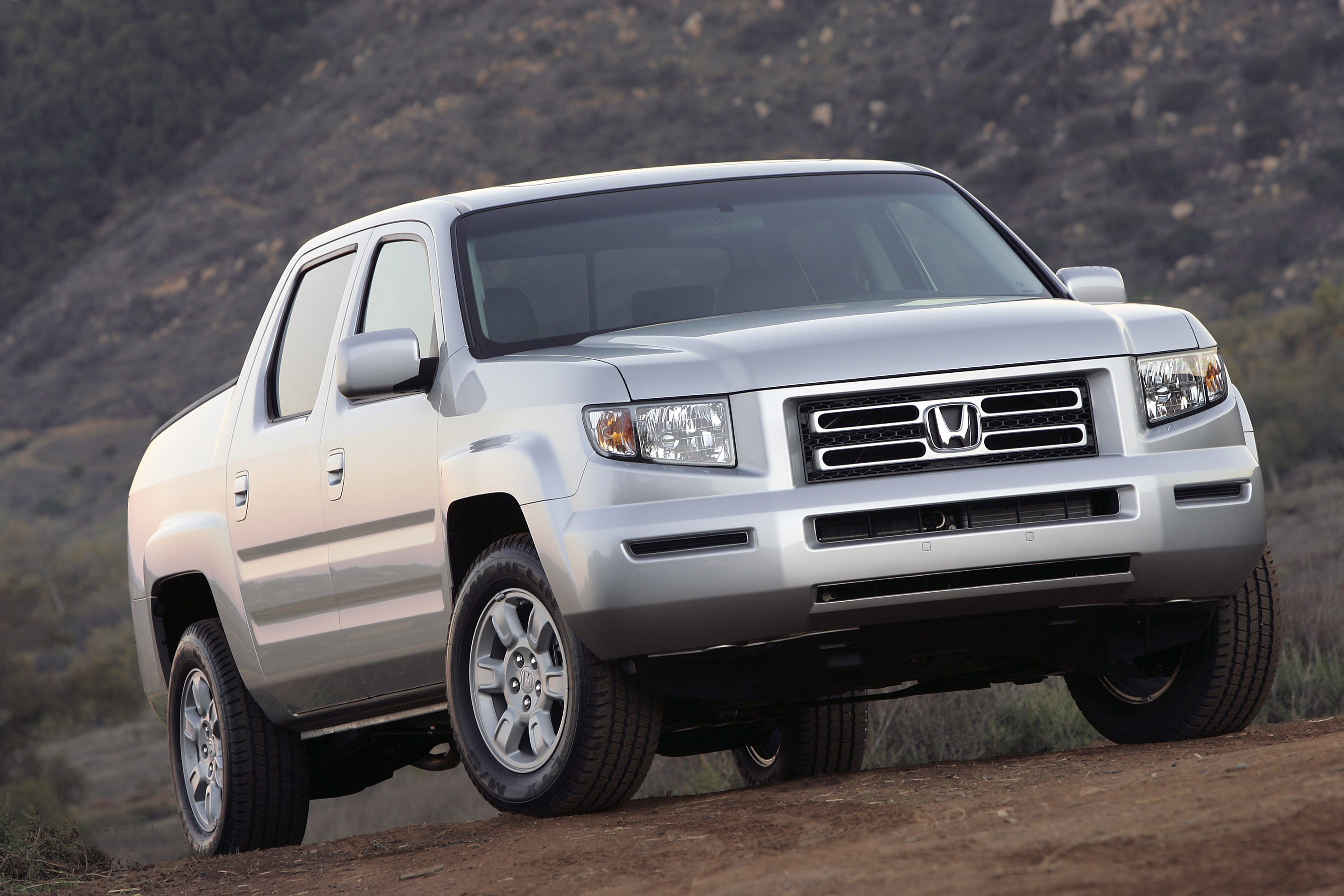 honda ridgeline rtl 2006. Black Bedroom Furniture Sets. Home Design Ideas