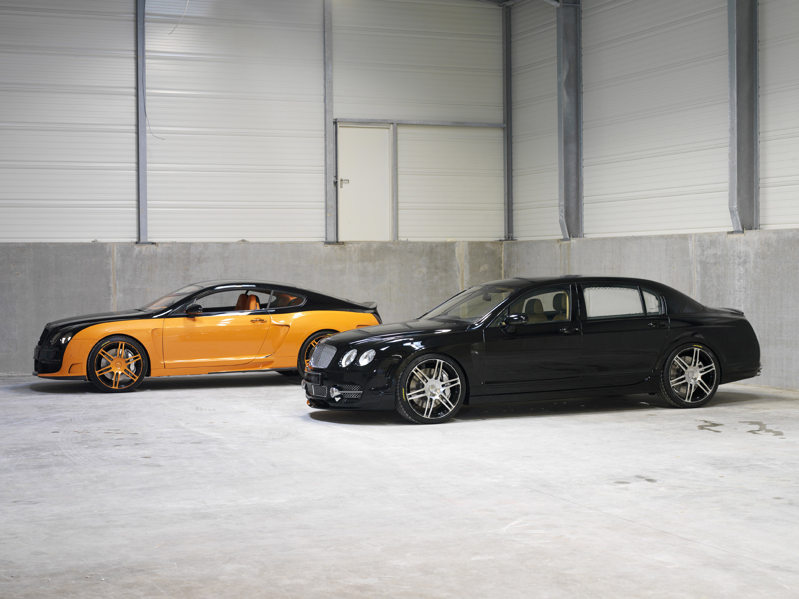 2006 Mansory Bentley Continental Flying Spur Picture 97635