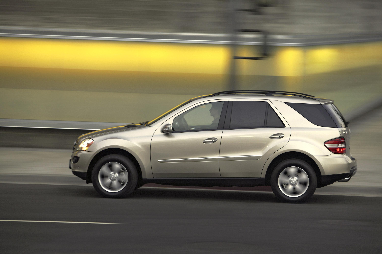 Mercedes benz ml500 2006 for Ml500 mercedes benz