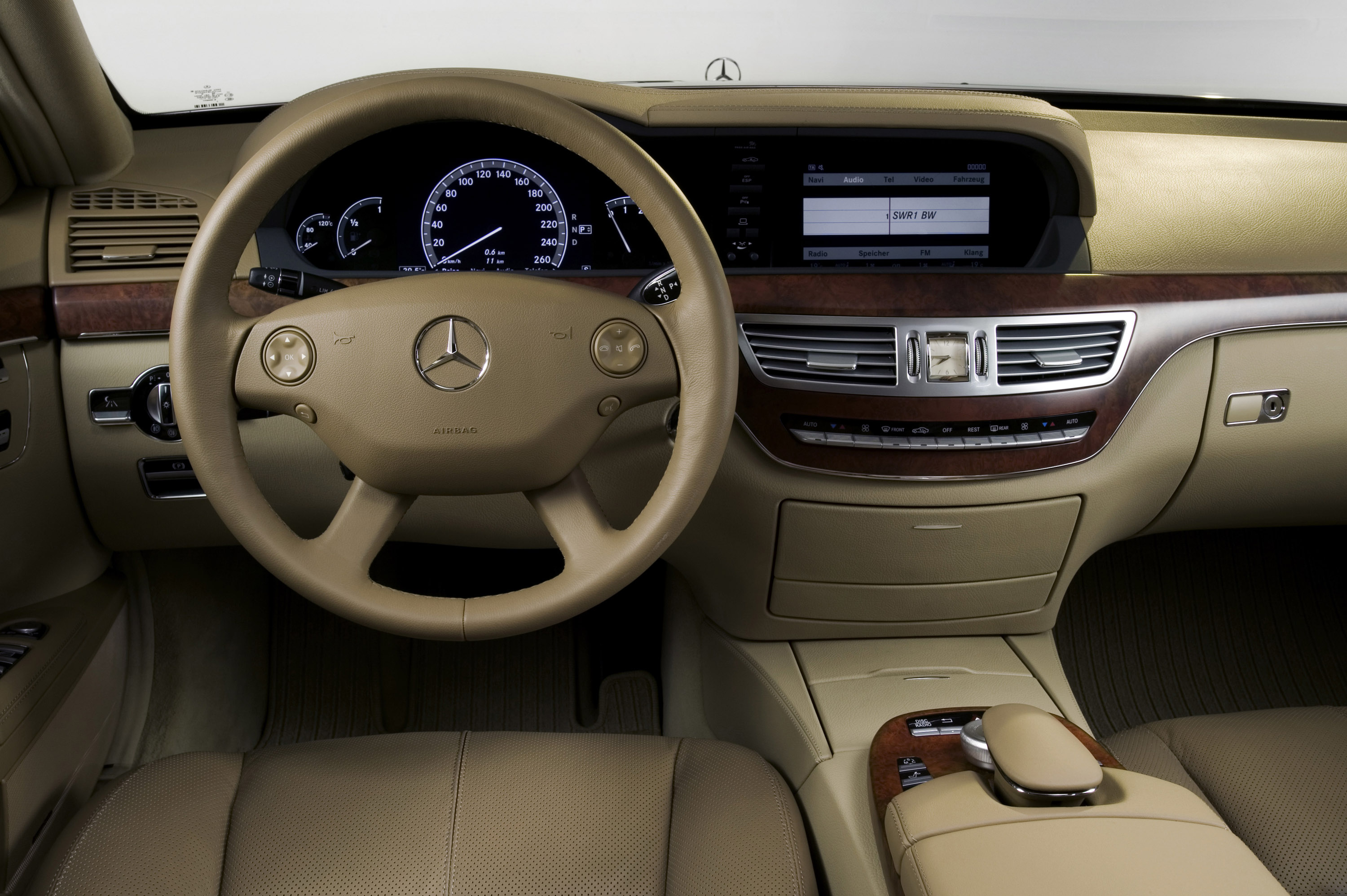 2009 ford everest dominant toughness in fresh appearance for 2006 mercedes benz s class