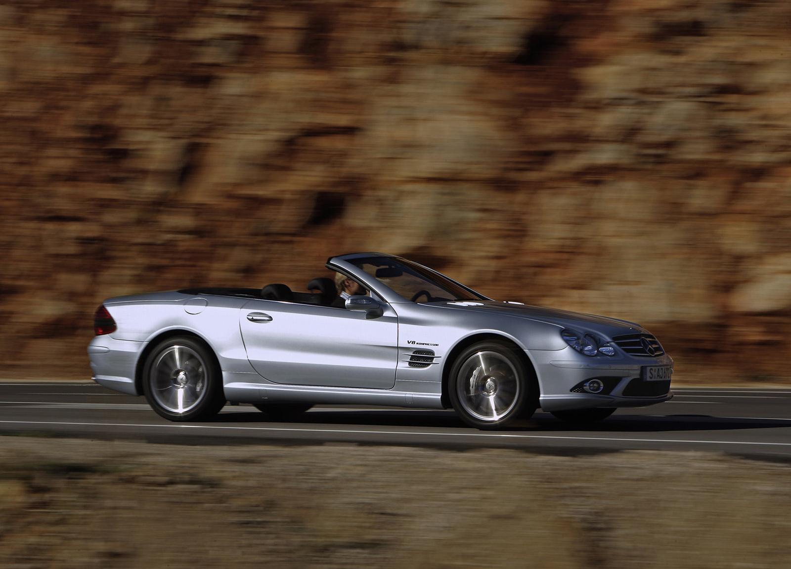 Lotus evora gte limited edition for 2006 mercedes benz sl55 amg