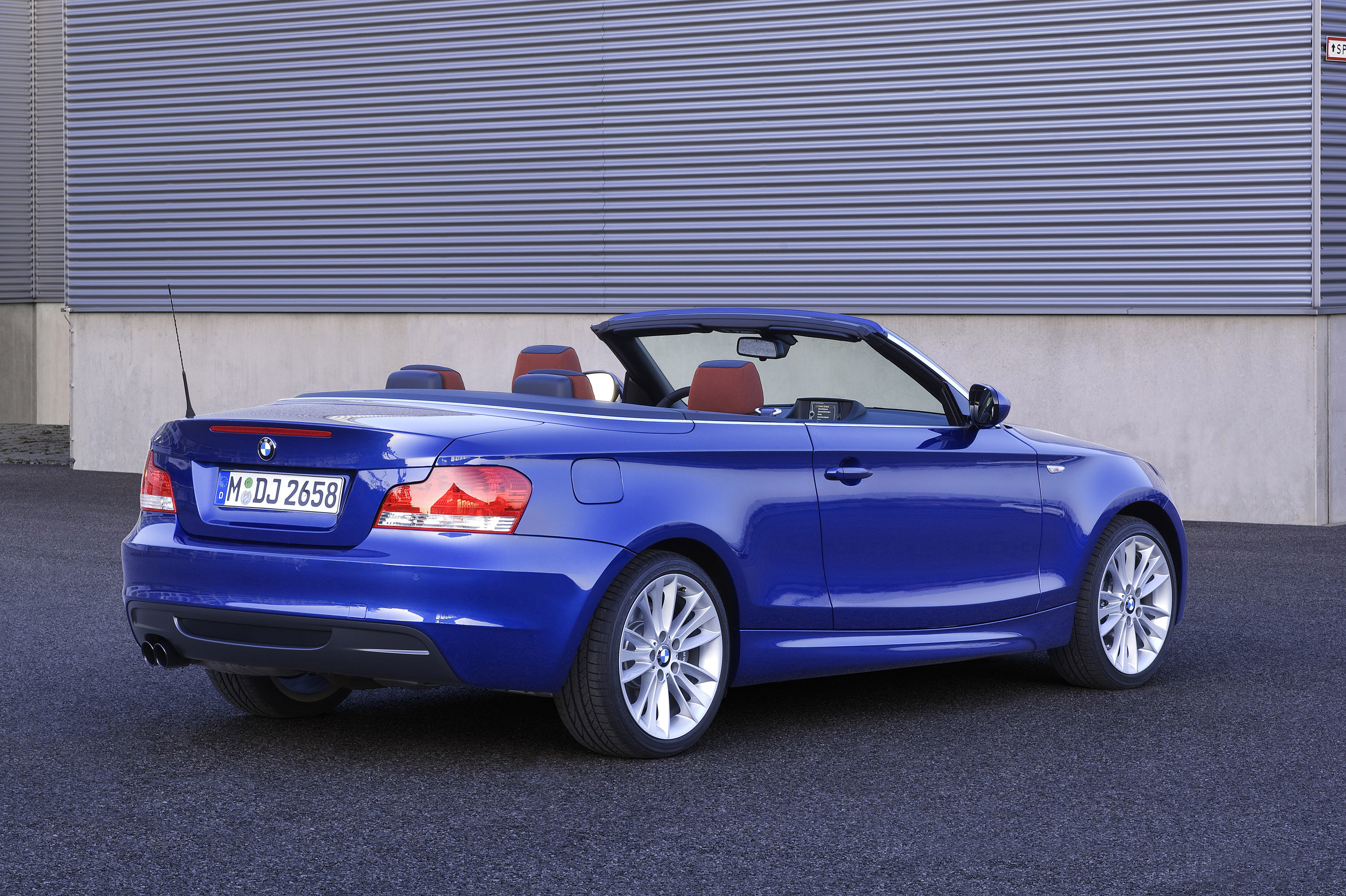 BMW Series E I Convertible Picture - 135i bmw convertible