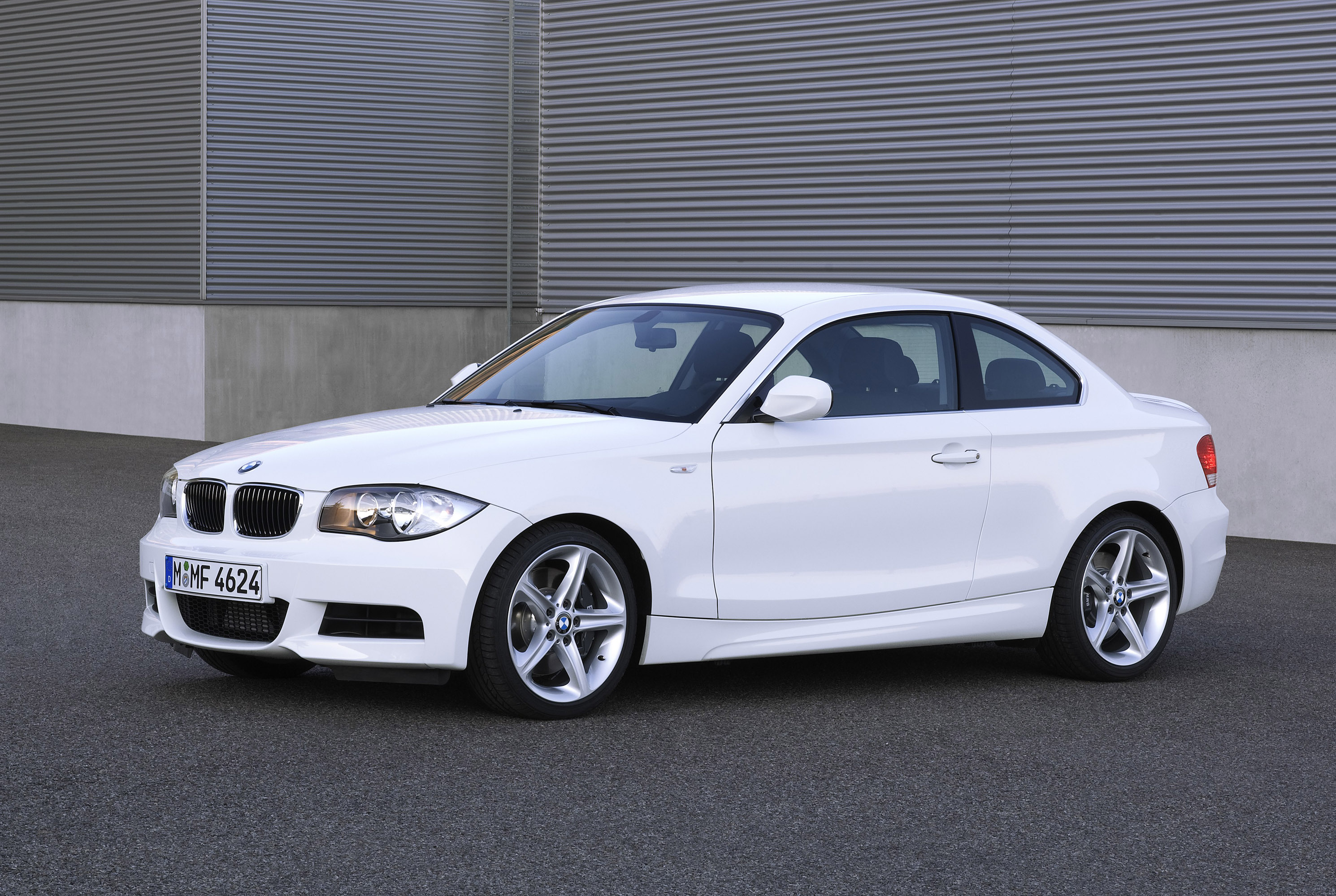 2007 Bmw 1 Series E82 135i Coupe Picture 37983
