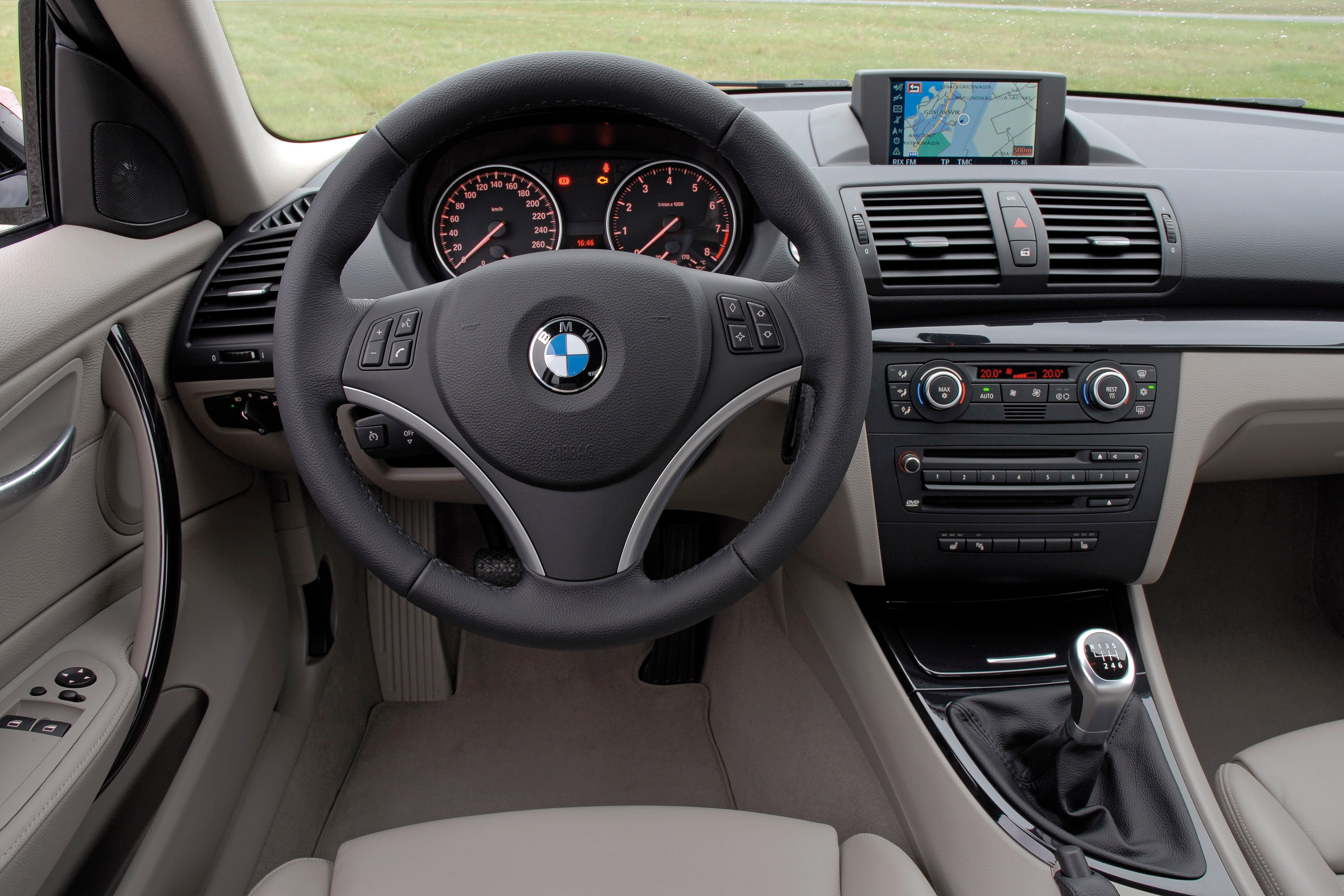2007 BMW 1 Series E82 135i Coupe  Picture 37986