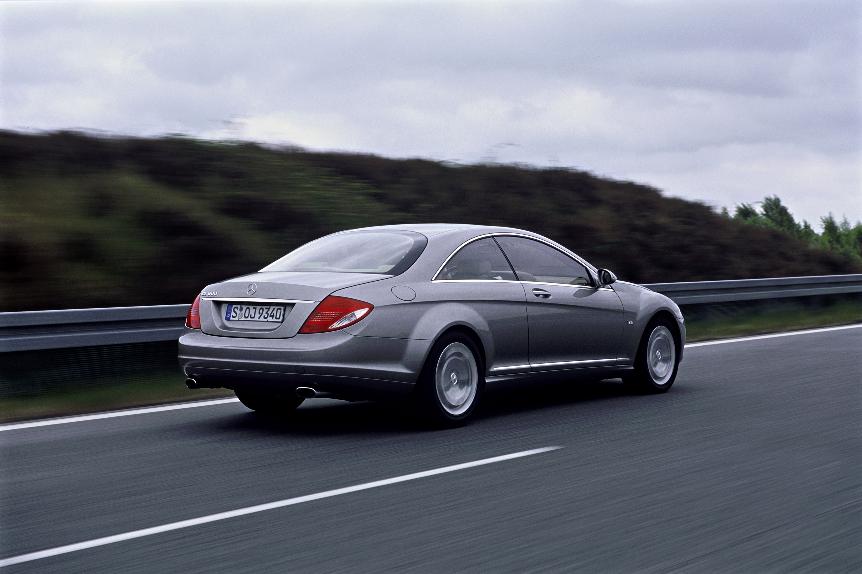 2007 mercedes cl500
