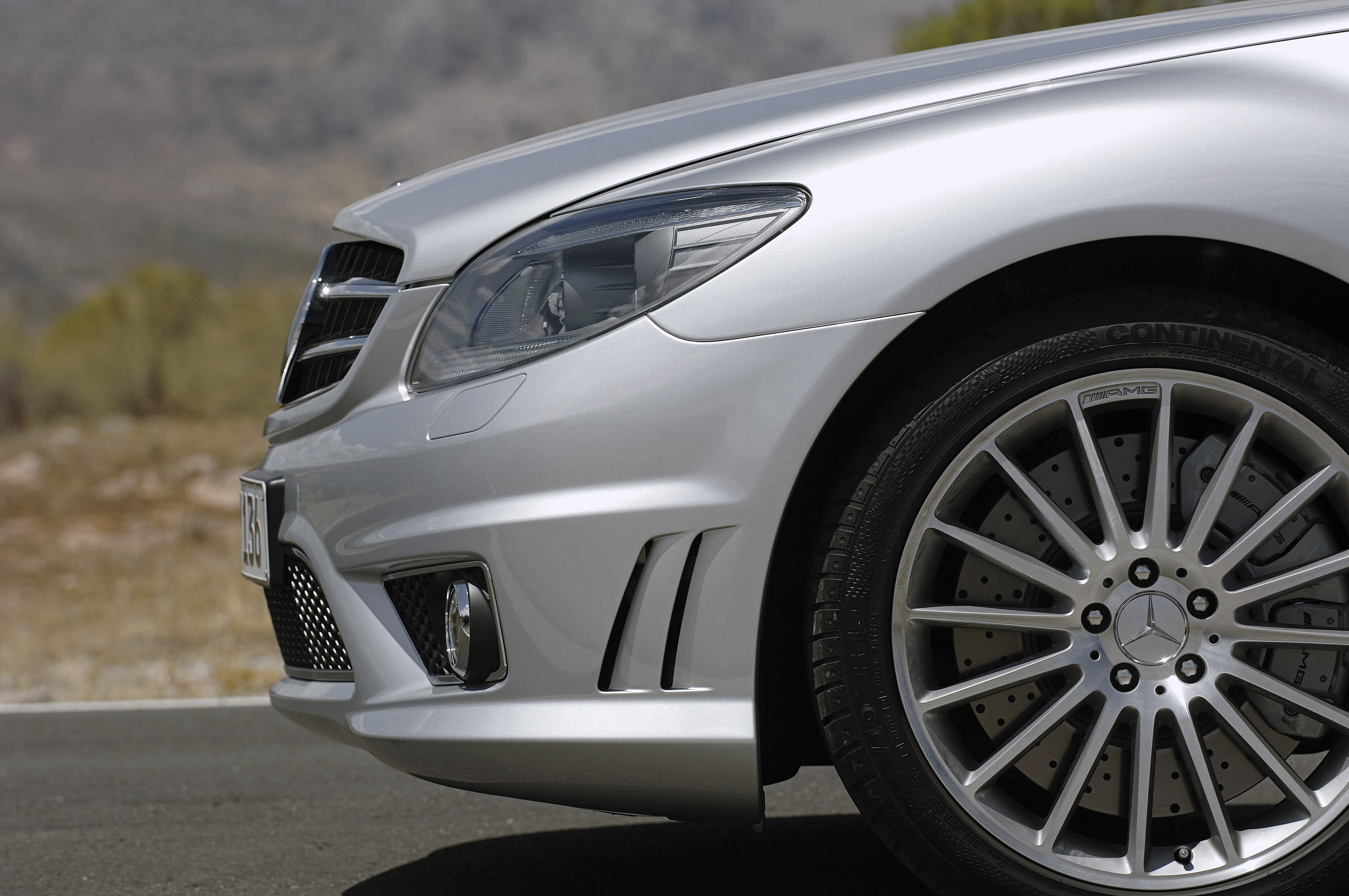 2007 Mercedes Benz Cl63 Amg Picture 93643