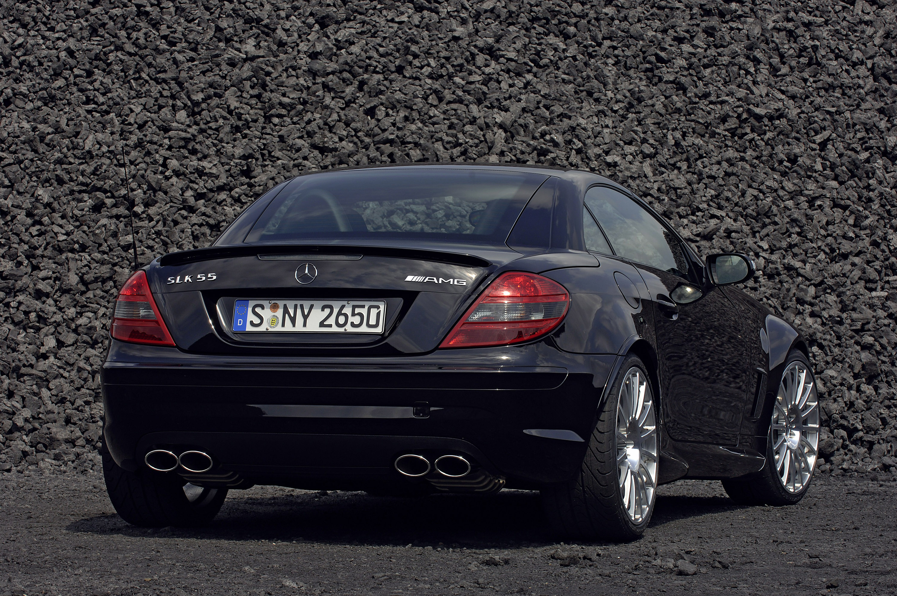 Gwa panamericana styling kit for the 2010 mercedes benz sls for Mercedes benz slk 55 amg special edition