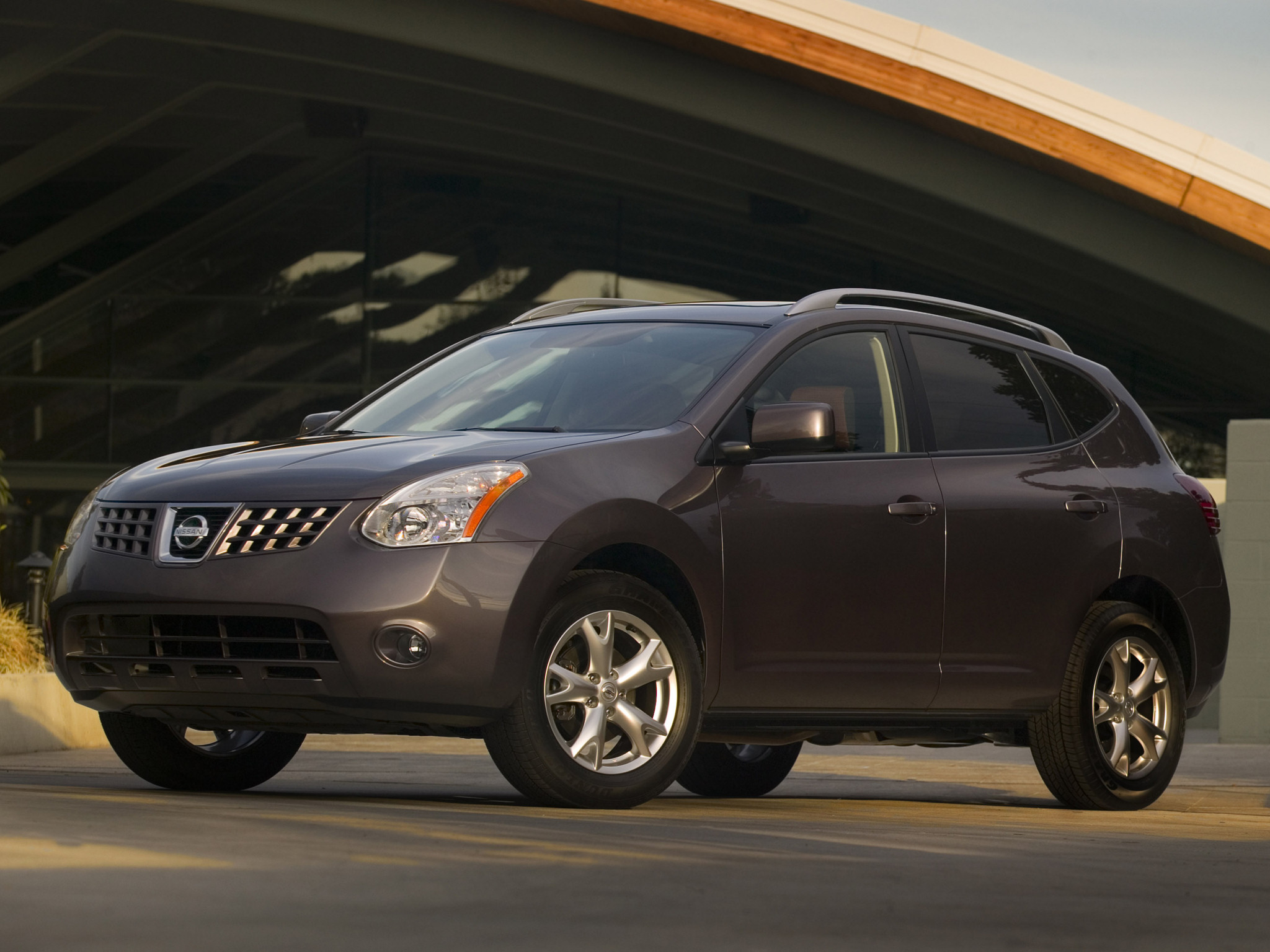 2007 Nissan Rogue - Picture 40620