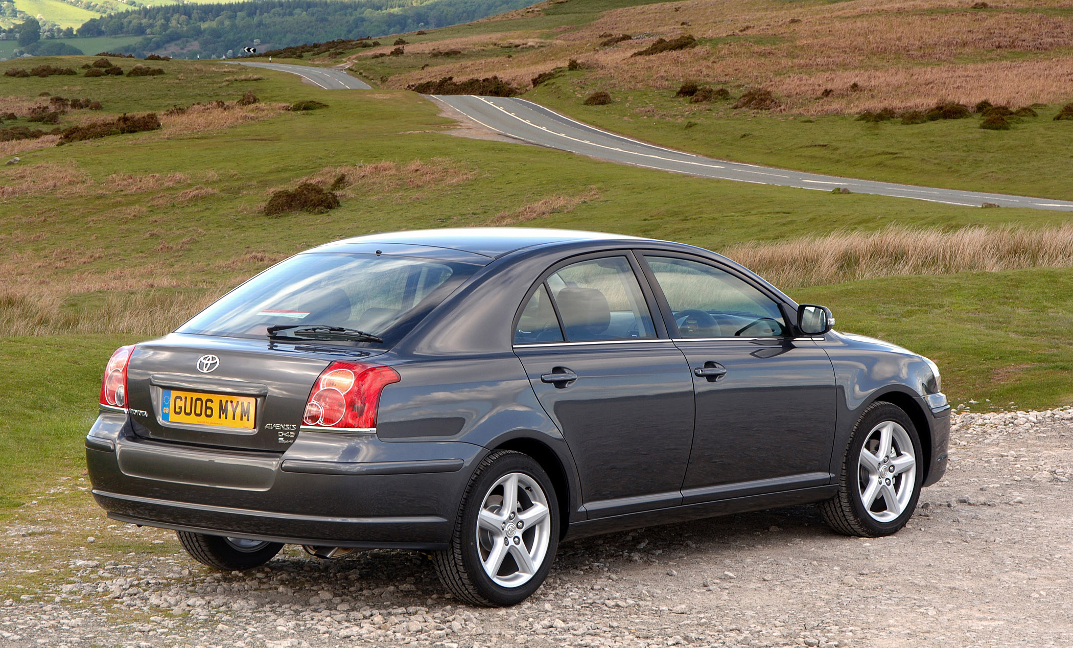 2007 Toyota Avensis - Picture 77966