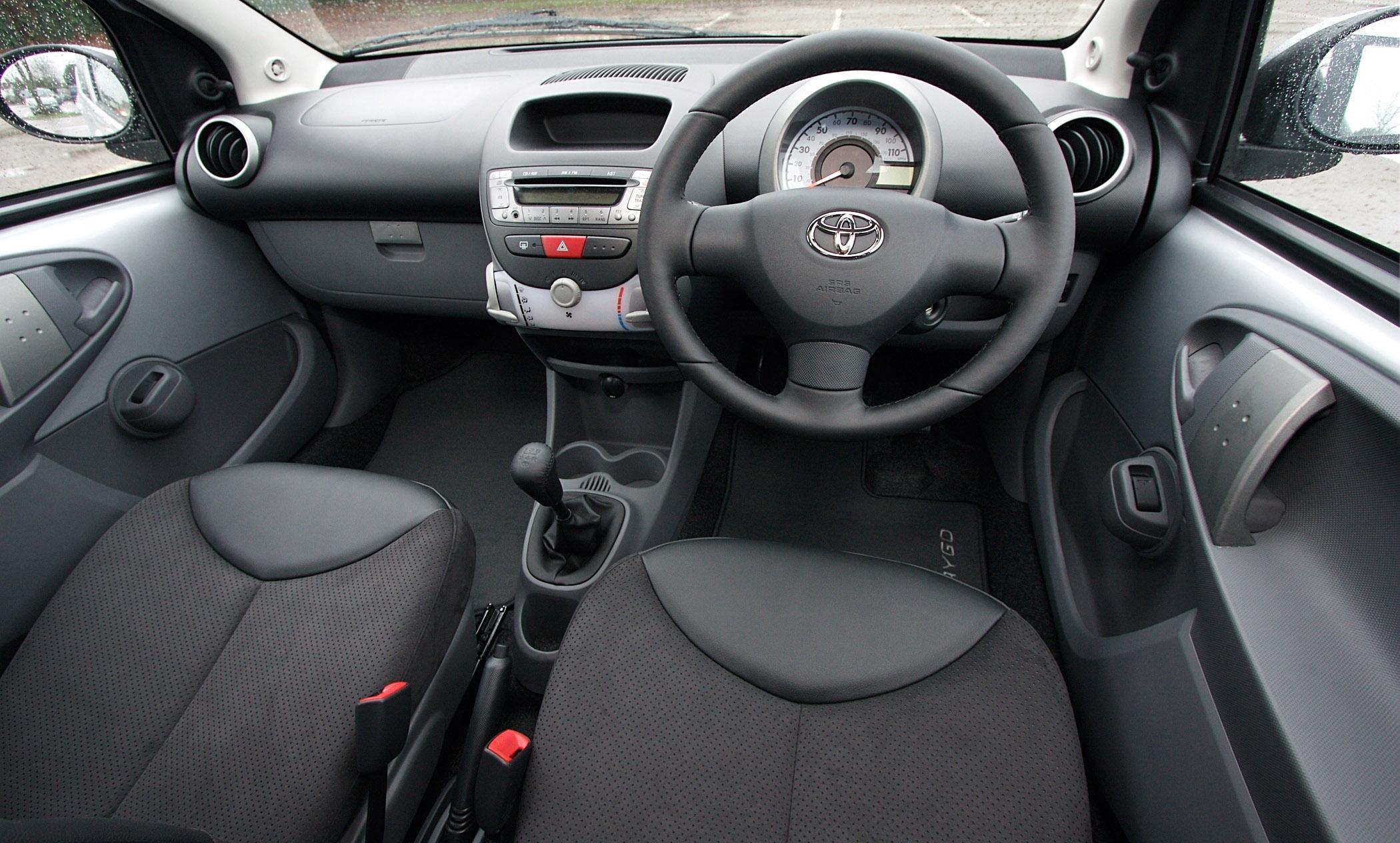 2007 Toyota Aygo Platinum Picture 77920
