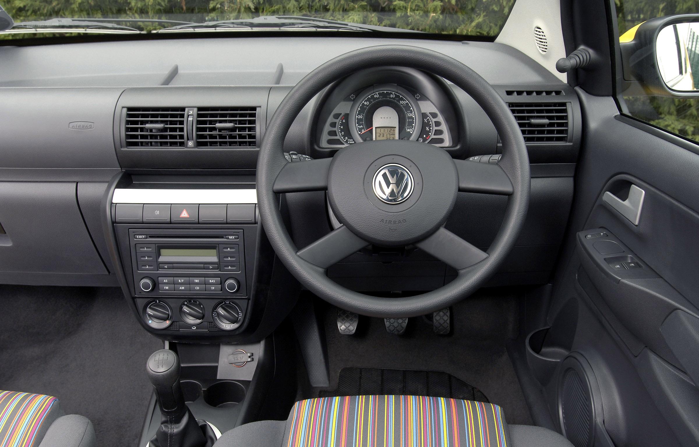 2007 Volkswagen Fox Picture 72061